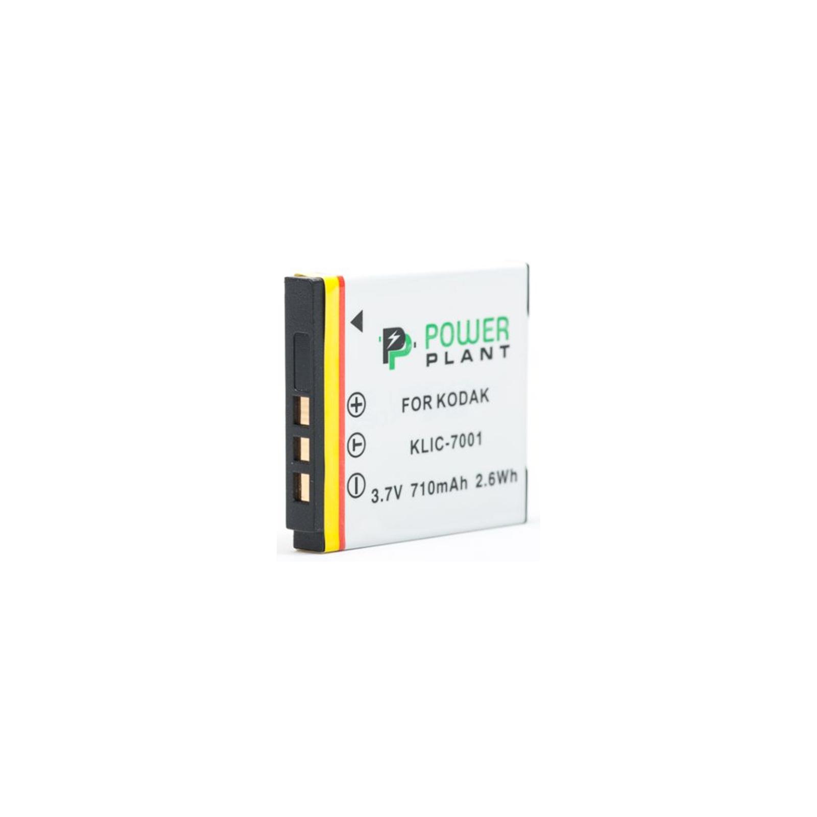 Аккумулятор к фото/видео PowerPlant Kodak KLIC-7001 (DV00DV1153)