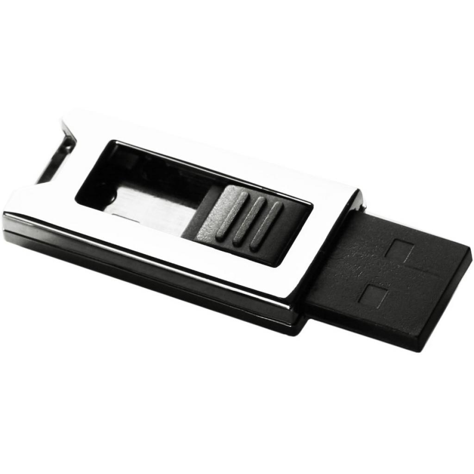 USB флеш накопитель Silicon Power 16Gb Touch 850 titanium (SP016GBUF2850V1T) изображение 4
