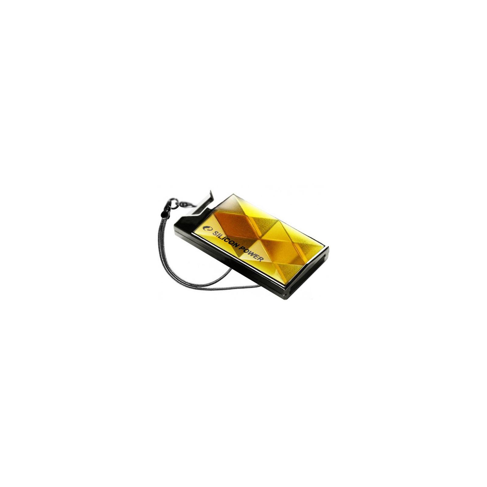 USB флеш накопитель Silicon Power 16Gb Touch 850 titanium (SP016GBUF2850V1T)