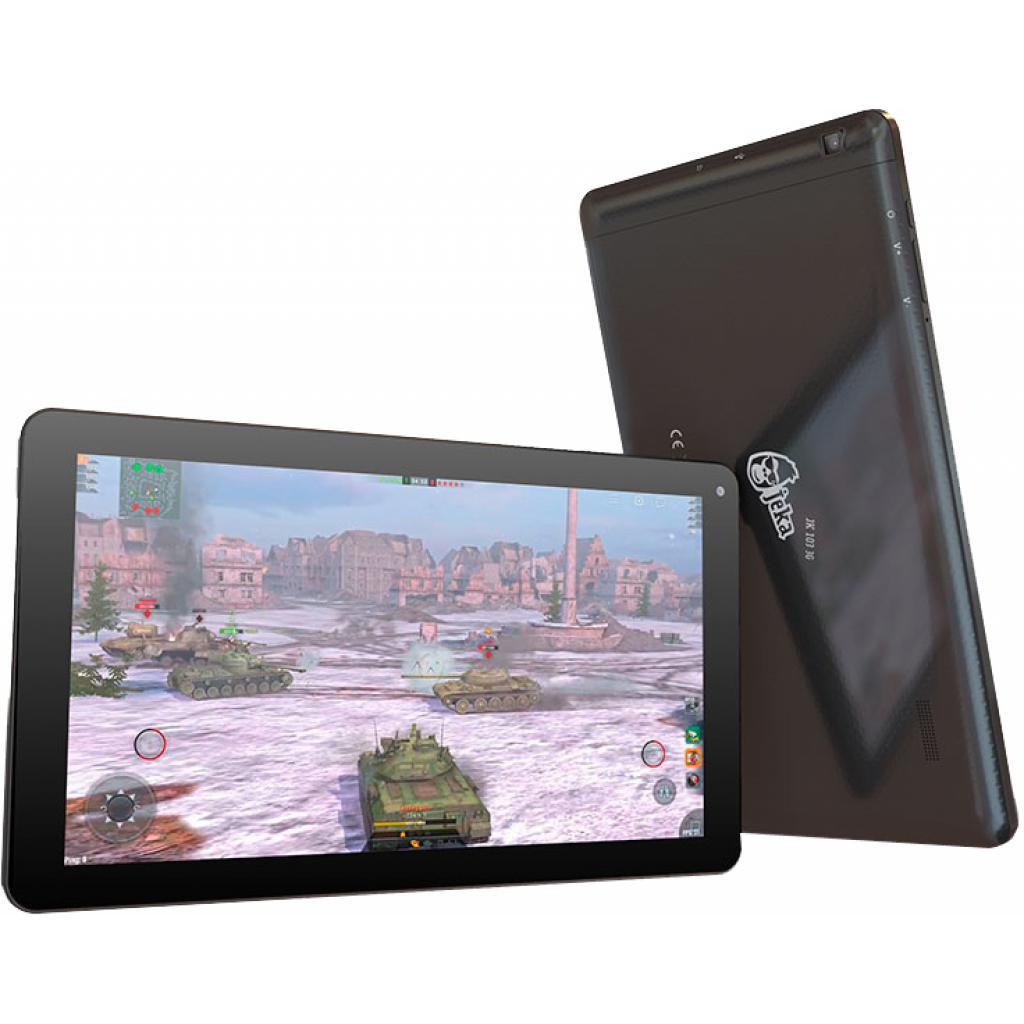 Планшет JEKA JK103 3G IPS 16GB Black изображение 7