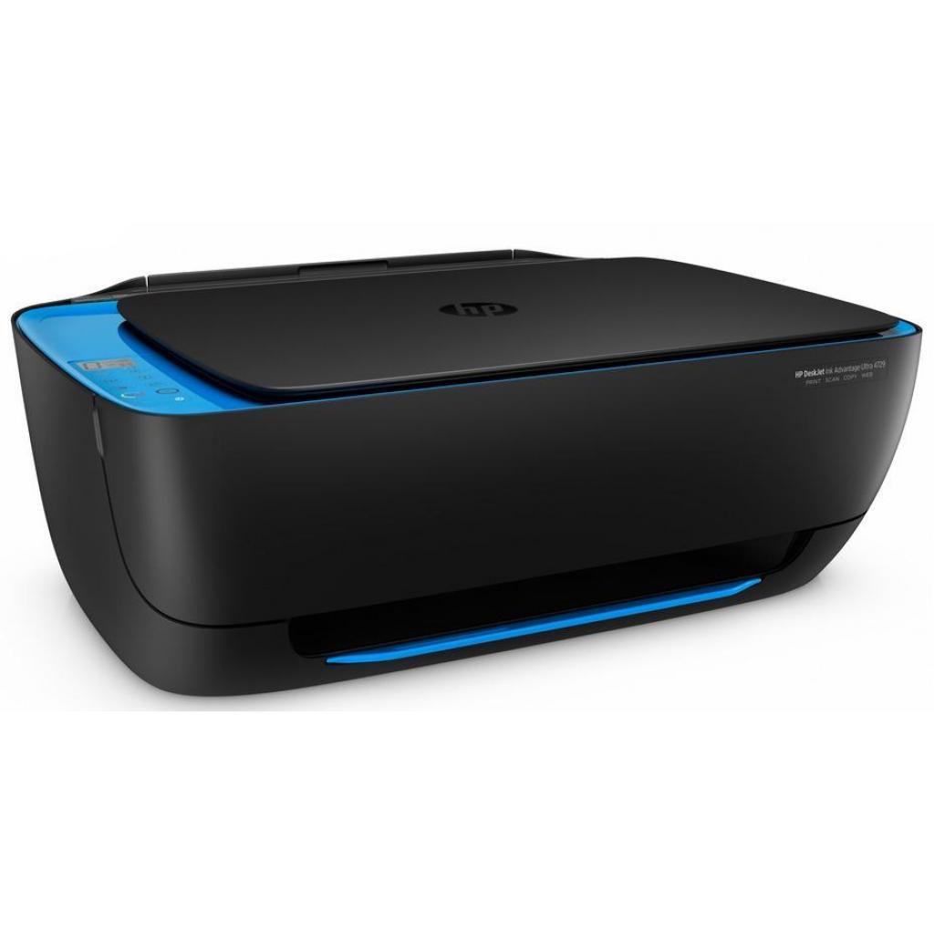 Многофункциональное устройство HP DeskJet Ultra Ink Advantage 4729 c Wi-Fi (F5S66A) изображение 3