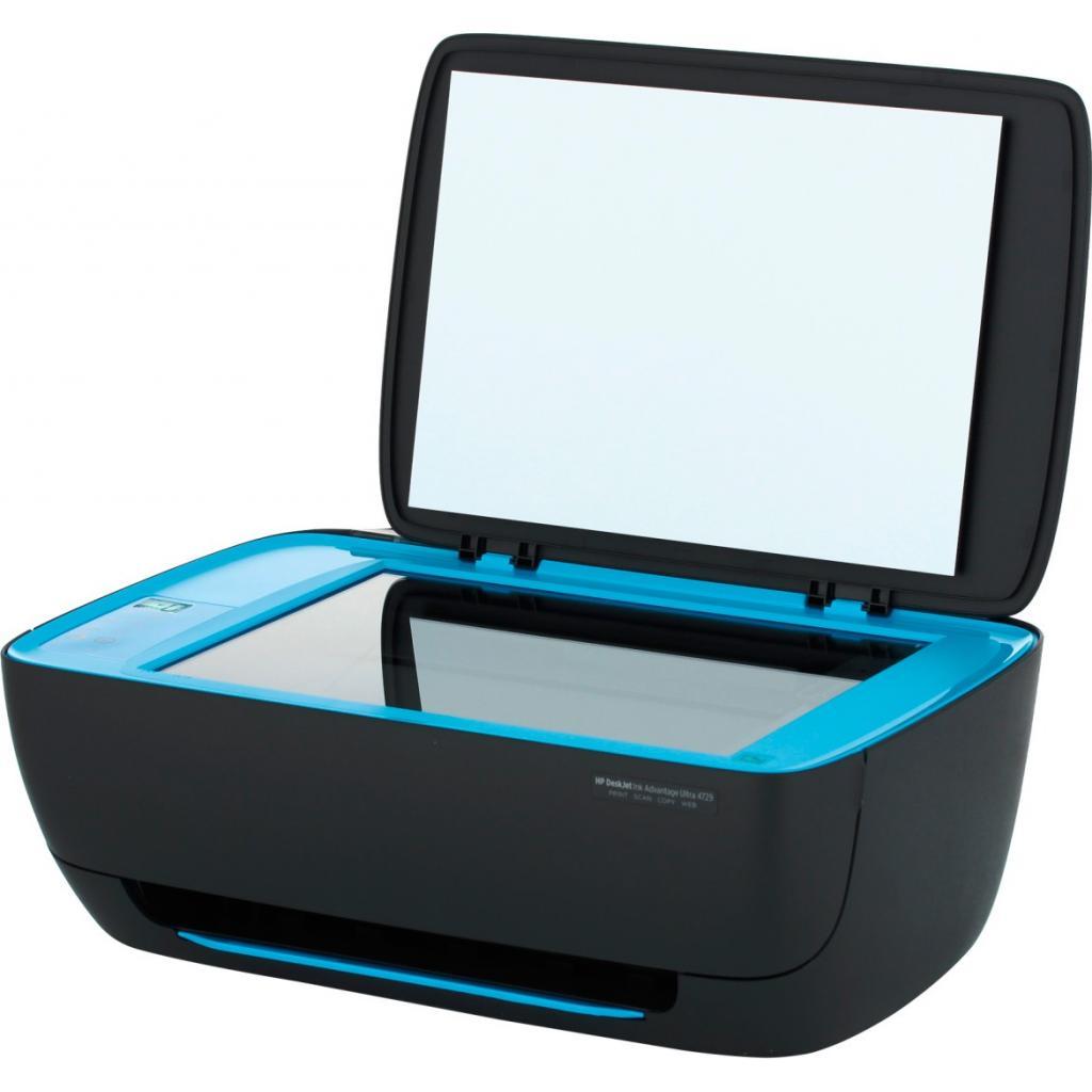 Многофункциональное устройство HP DeskJet Ultra Ink Advantage 4729 c Wi-Fi (F5S66A) изображение 5