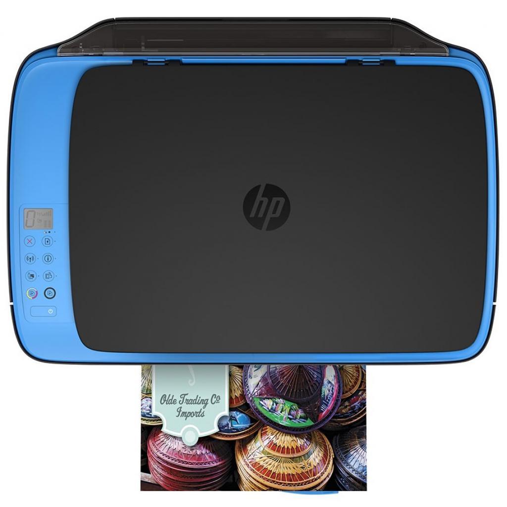 Многофункциональное устройство HP DeskJet Ultra Ink Advantage 4729 c Wi-Fi (F5S66A) изображение 6