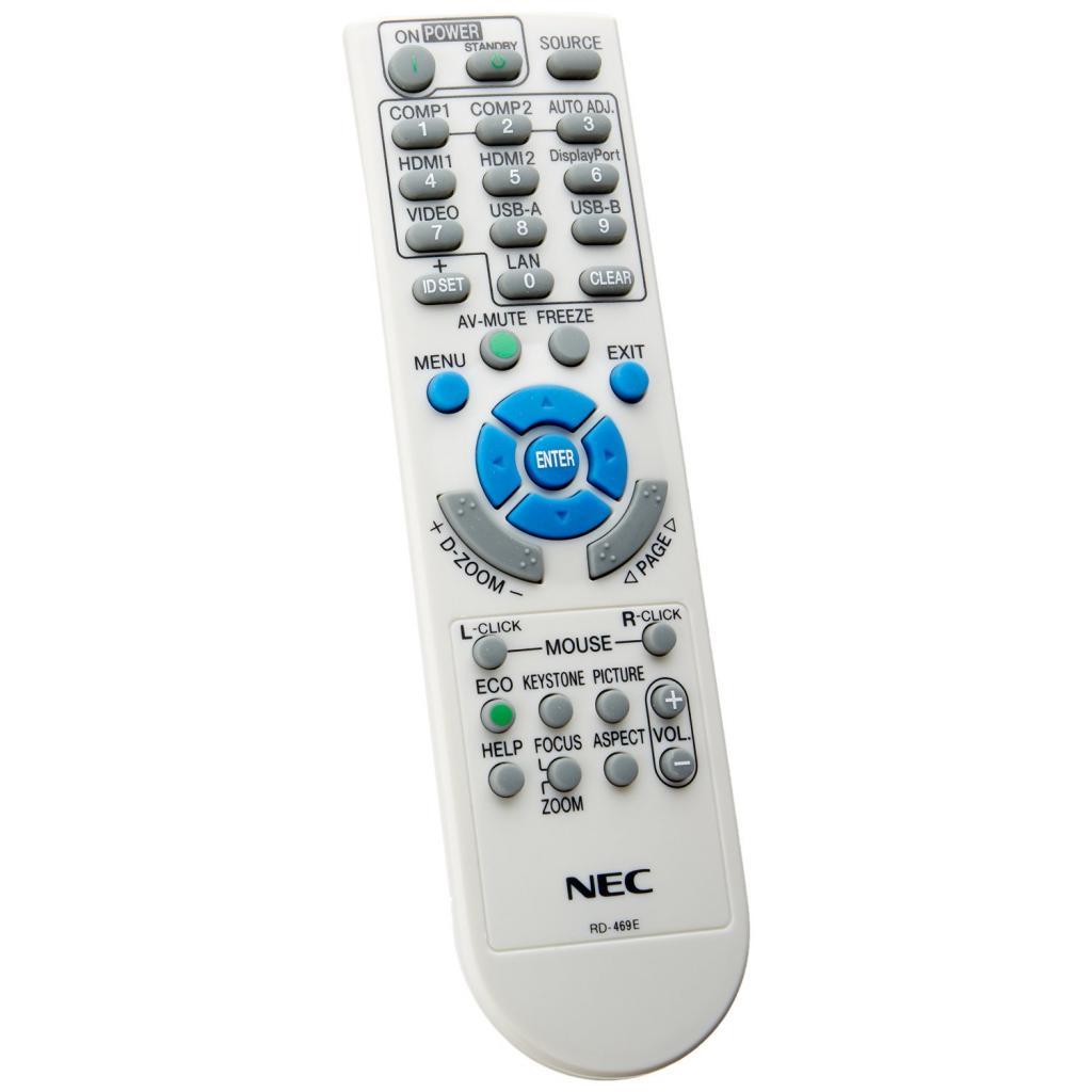 Проектор NEC M363W (60003976) изображение 5