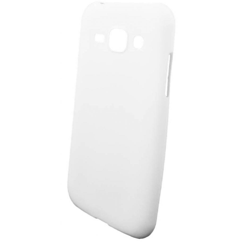 Чехол для моб. телефона GLOBAL для Samsung J100 Duos (белый) (1283126467646)