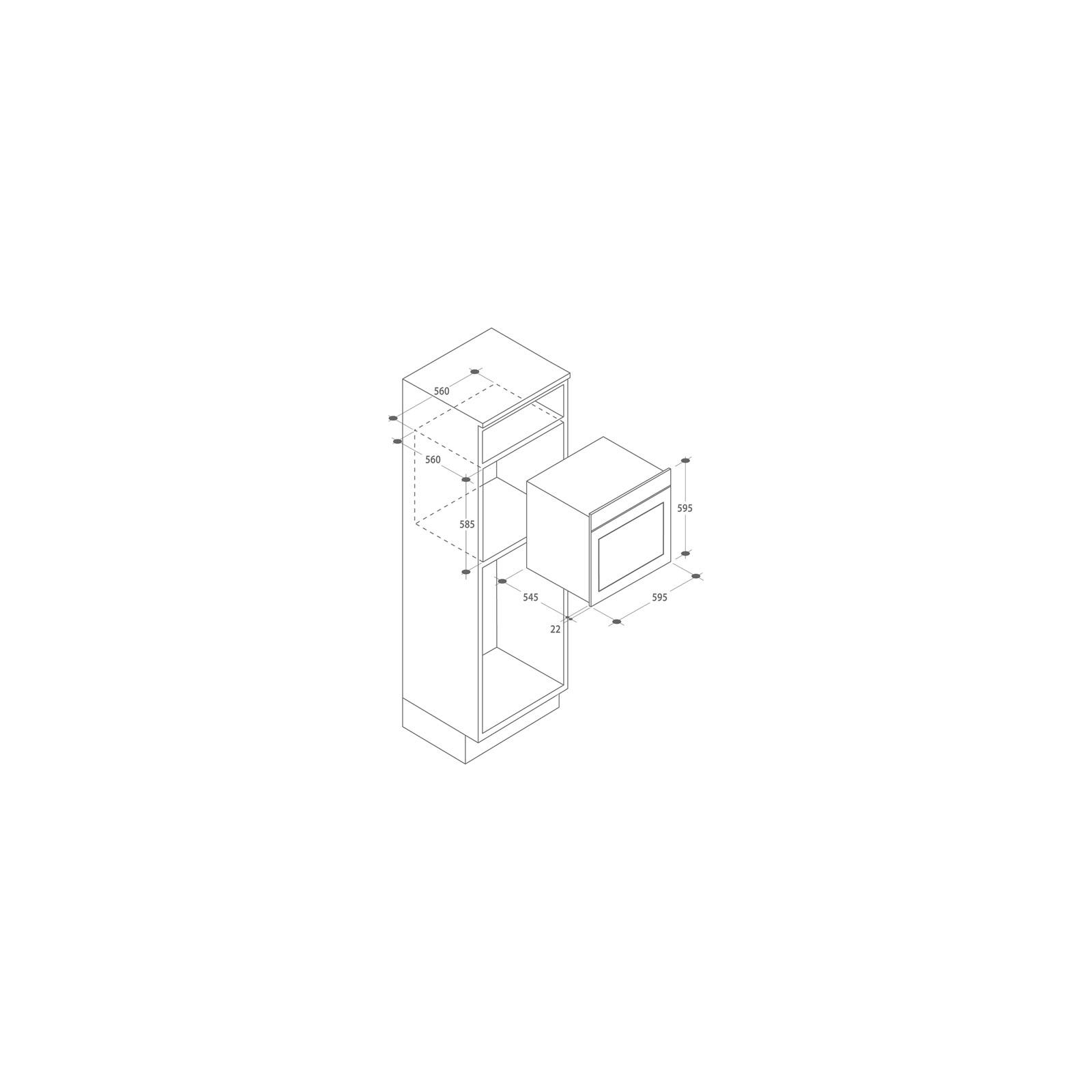 Духовой шкаф Candy FPE 609A/6XL (FPE609A/6XL) изображение 2