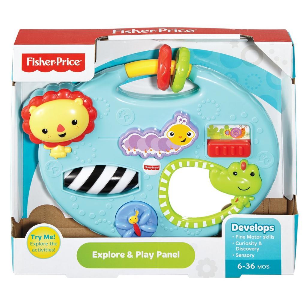Развивающая игрушка Fisher-Price Играем и исследуем (CMY39) изображение 2