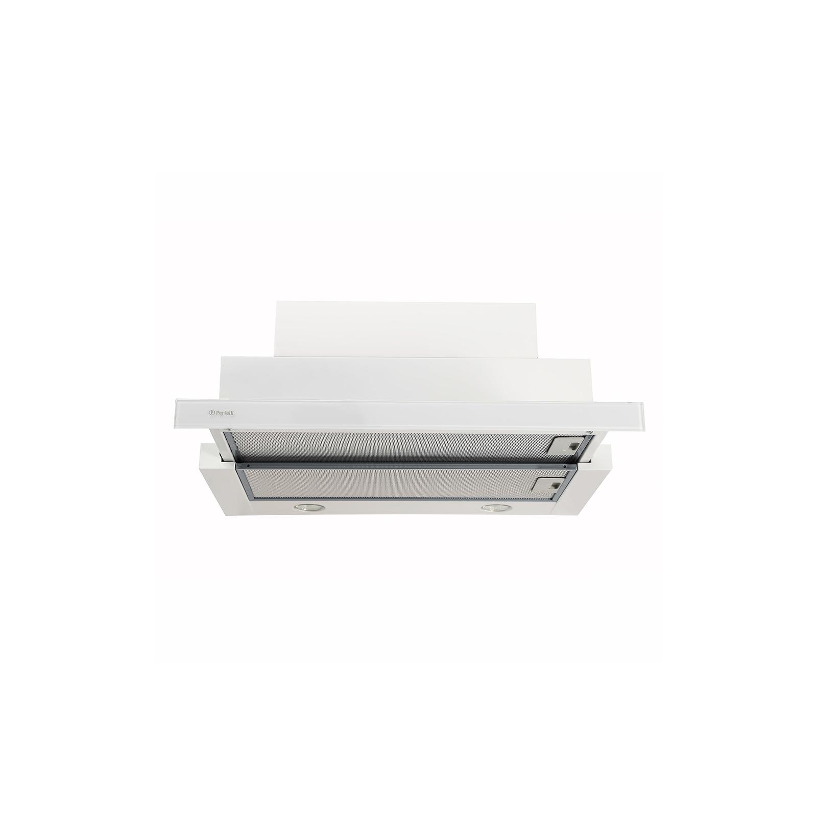 Вытяжка кухонная PERFELLI TLS 6832 W LED изображение 2