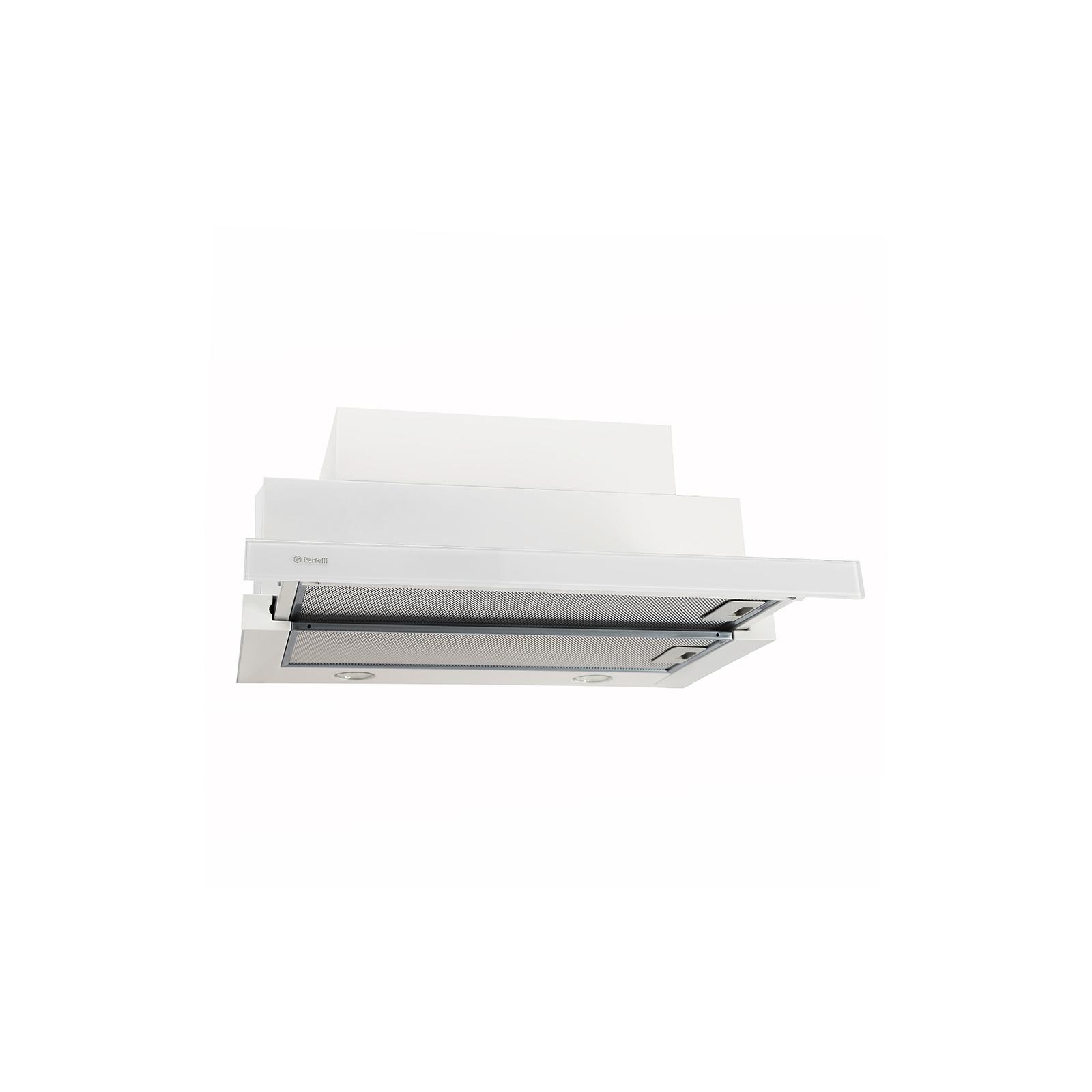 Вытяжка кухонная PERFELLI TLS 6832 W LED изображение 3