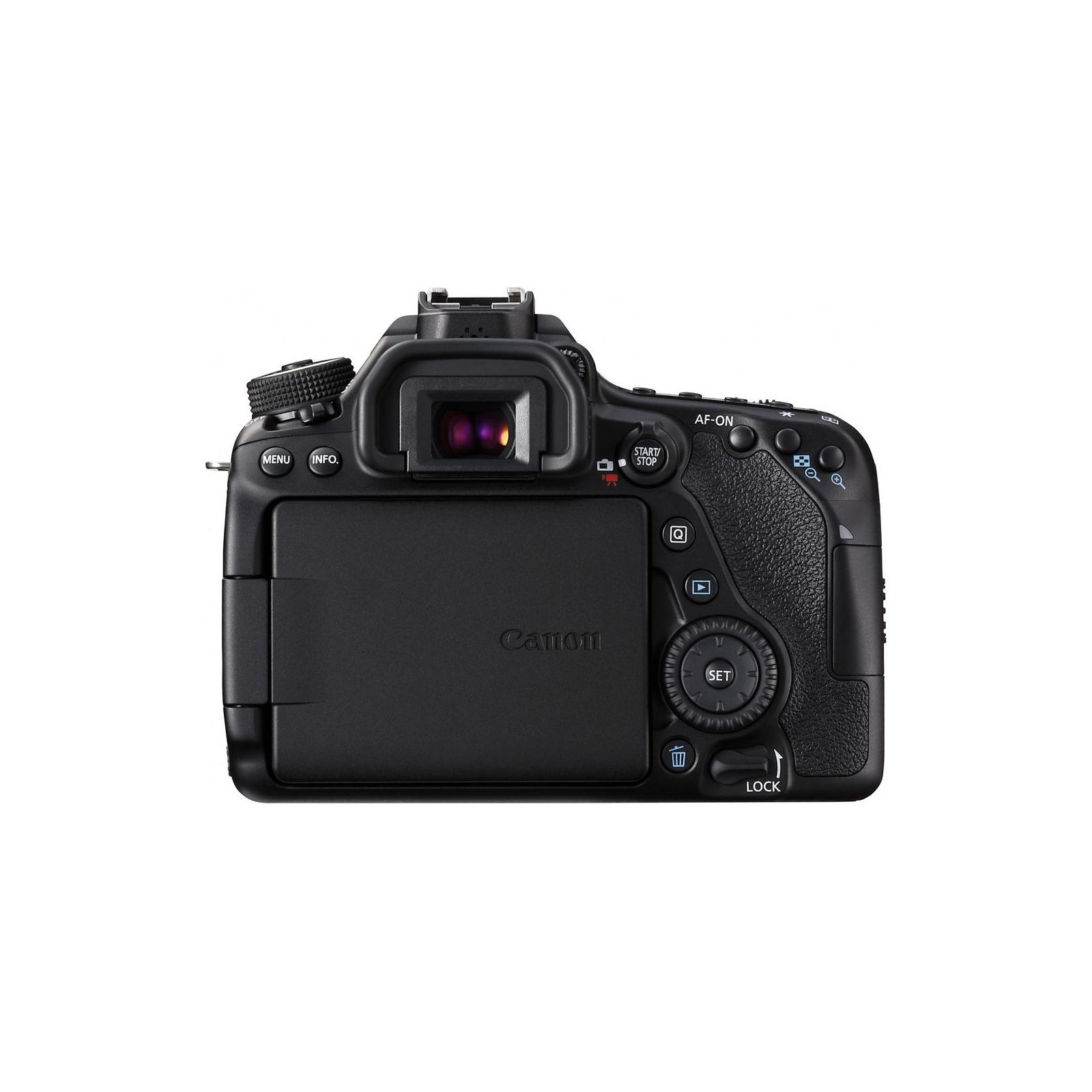 Цифровой фотоаппарат Canon EOS 80D Body (1263C031) изображение 4