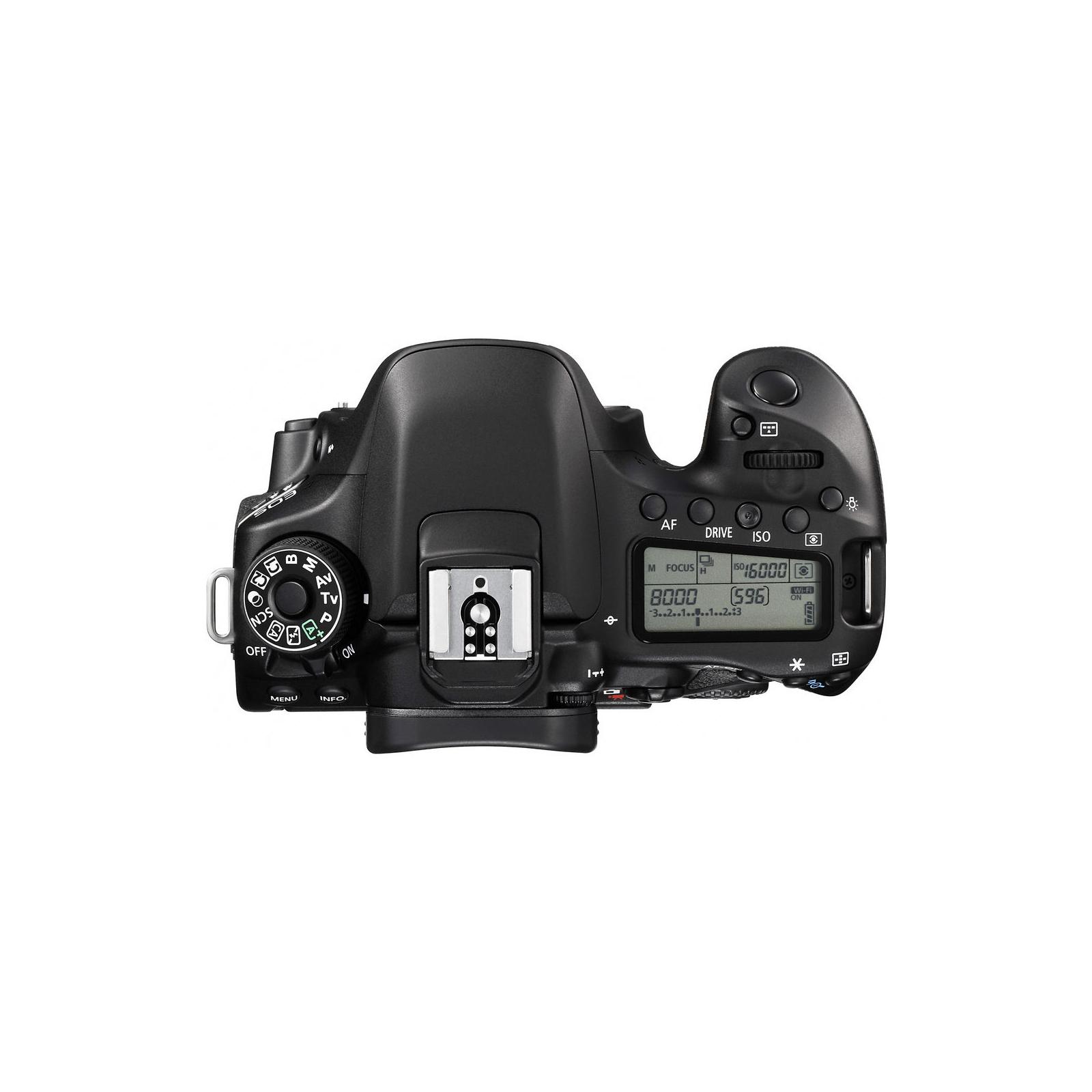 Цифровой фотоаппарат Canon EOS 80D Body (1263C031) изображение 5