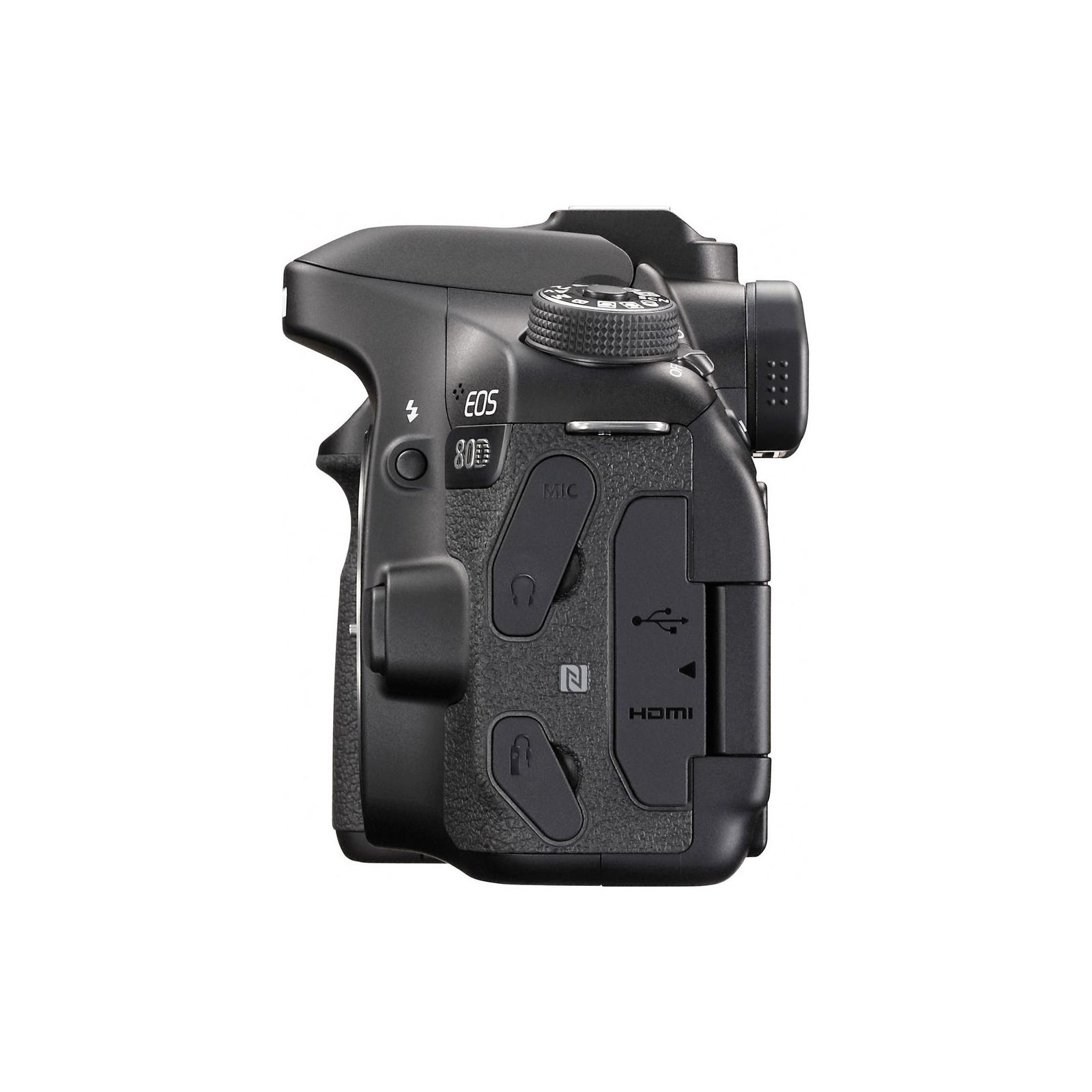 Цифровой фотоаппарат Canon EOS 80D Body (1263C031) изображение 6