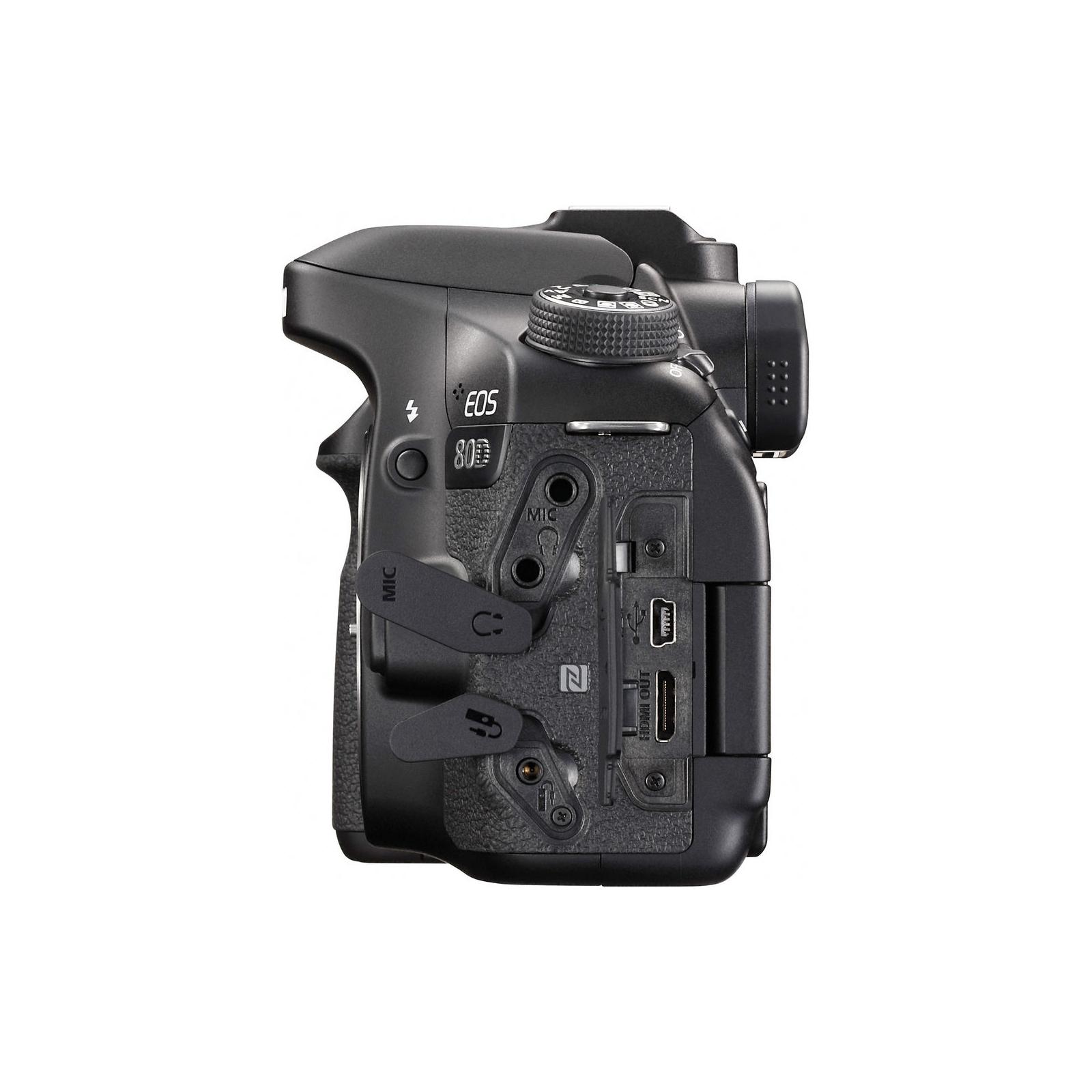 Цифровой фотоаппарат Canon EOS 80D Body (1263C031) изображение 7