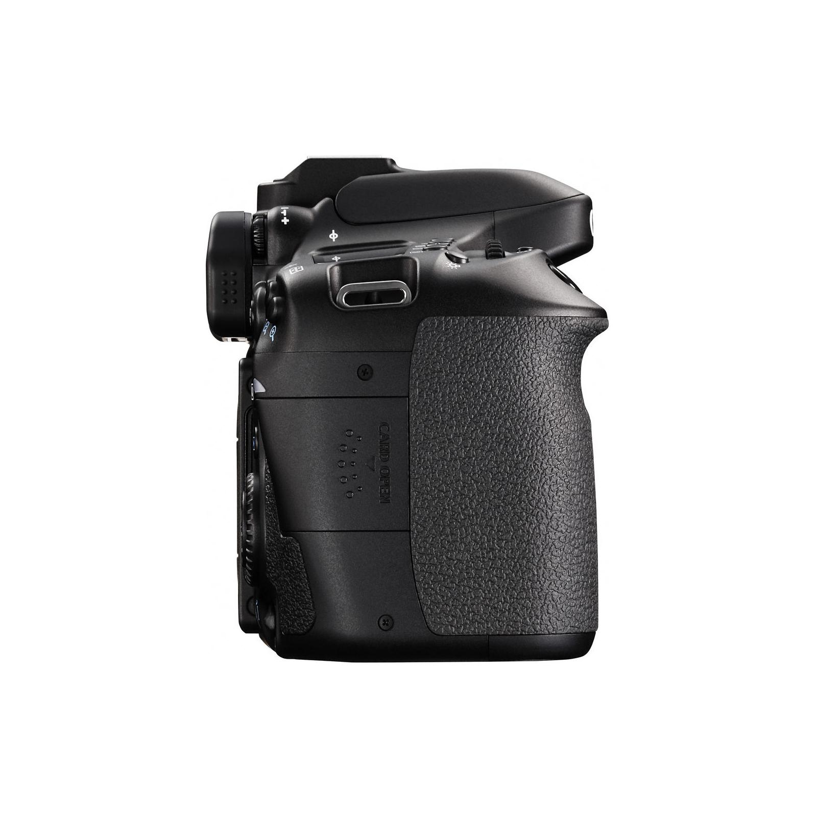 Цифровой фотоаппарат Canon EOS 80D Body (1263C031) изображение 8