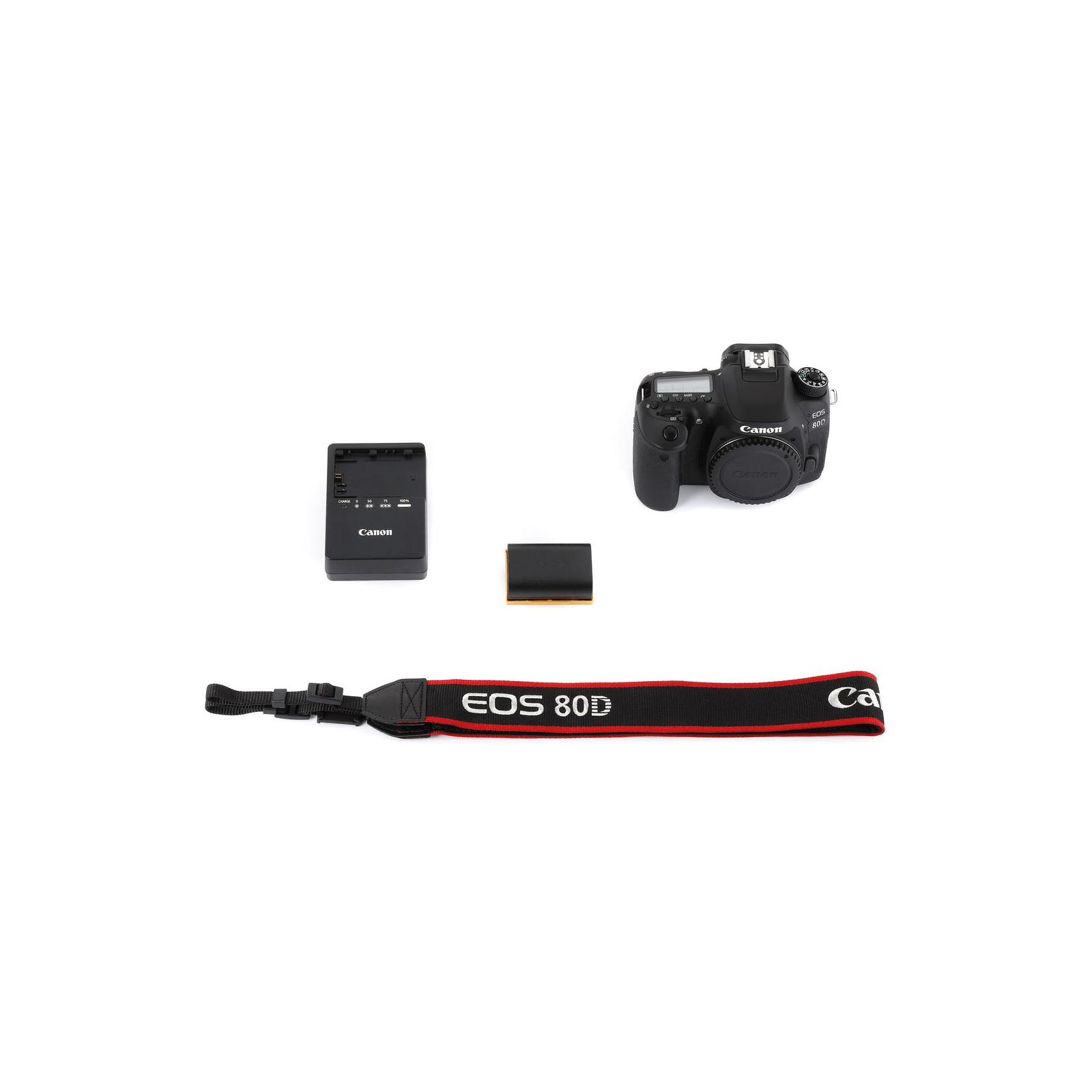 Цифровой фотоаппарат Canon EOS 80D Body (1263C031) изображение 9