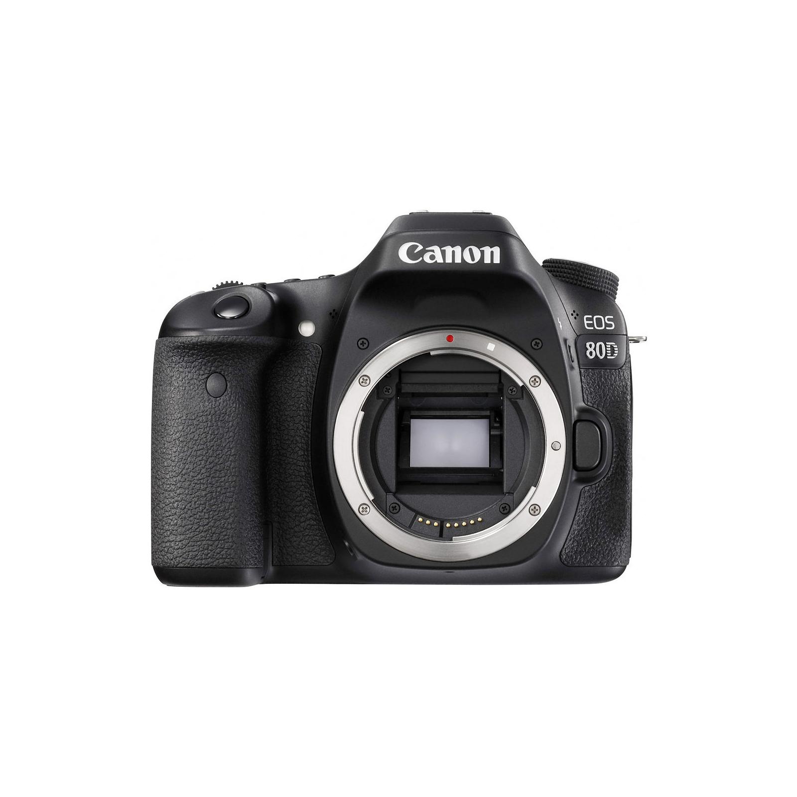 Цифровой фотоаппарат Canon EOS 80D Body (1263C031)
