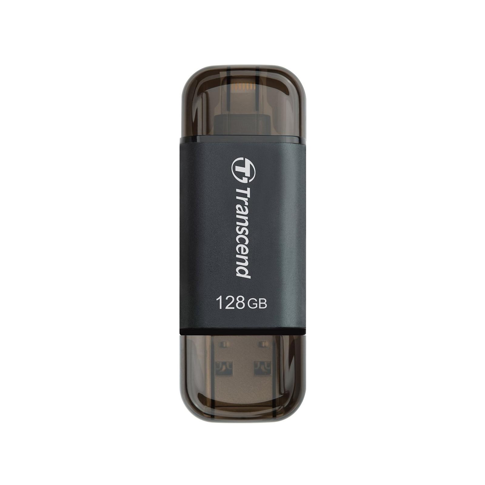 USB флеш накопитель Transcend 128GB JetDrive Go 300 USB 3.1 (TS128GJDG300K)