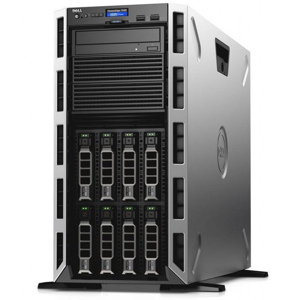 Сервер Dell PowerEdge T430 (T430-BFFO#946)
