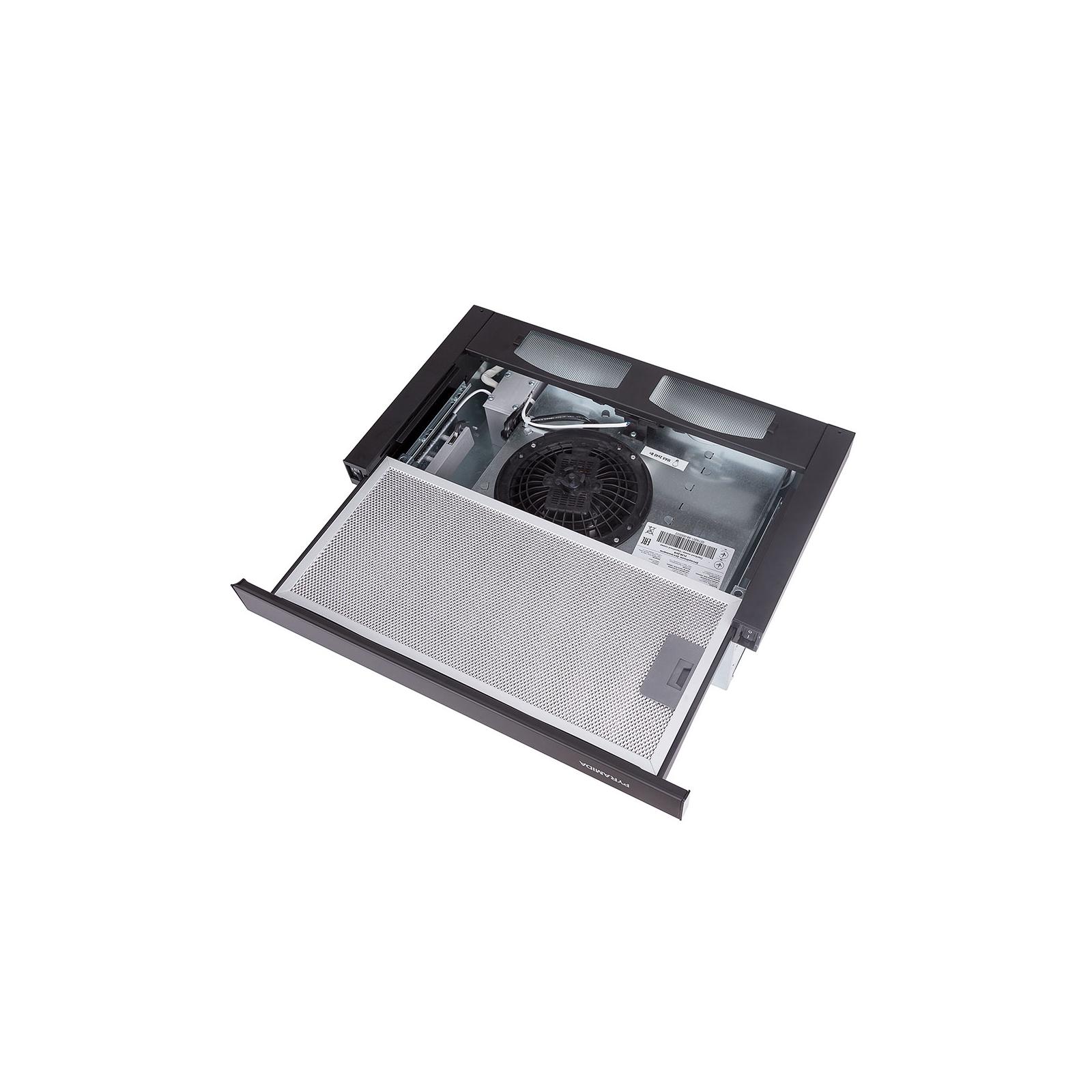 Вытяжка кухонная Pyramida TL 50 SLIM IX изображение 9