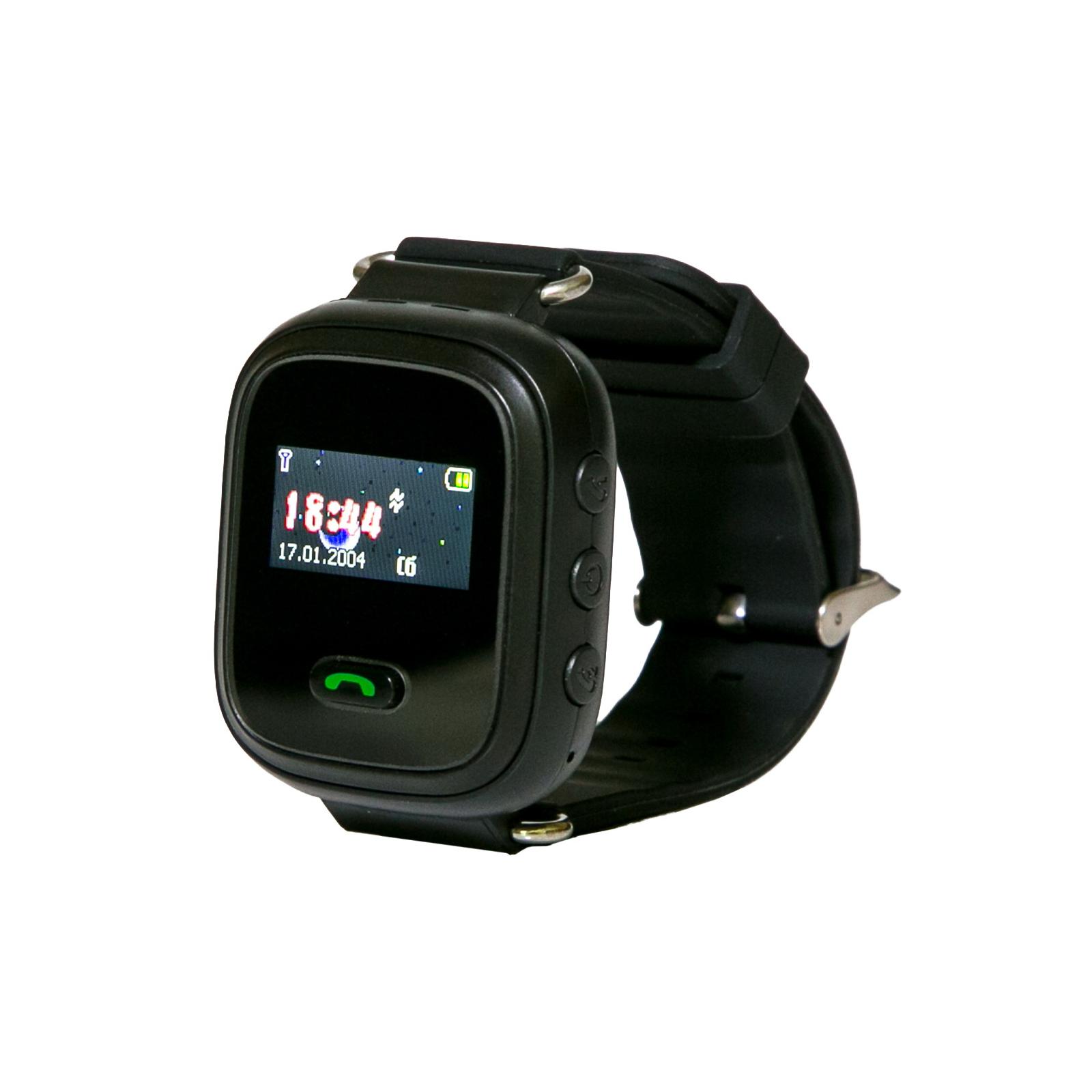 Смарт-часы GoGPS ME K11 Черные (K11BK) цены в Киеве и Украине ... ae523c0f2fb59