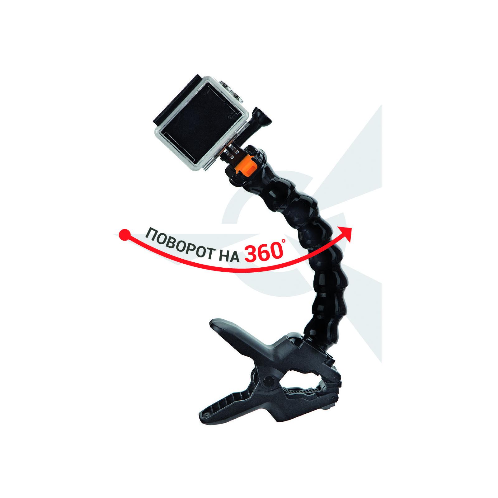 """Крепление для экшн-камер AirOn крепление """"Челюсти"""" (AC152) изображение 7"""