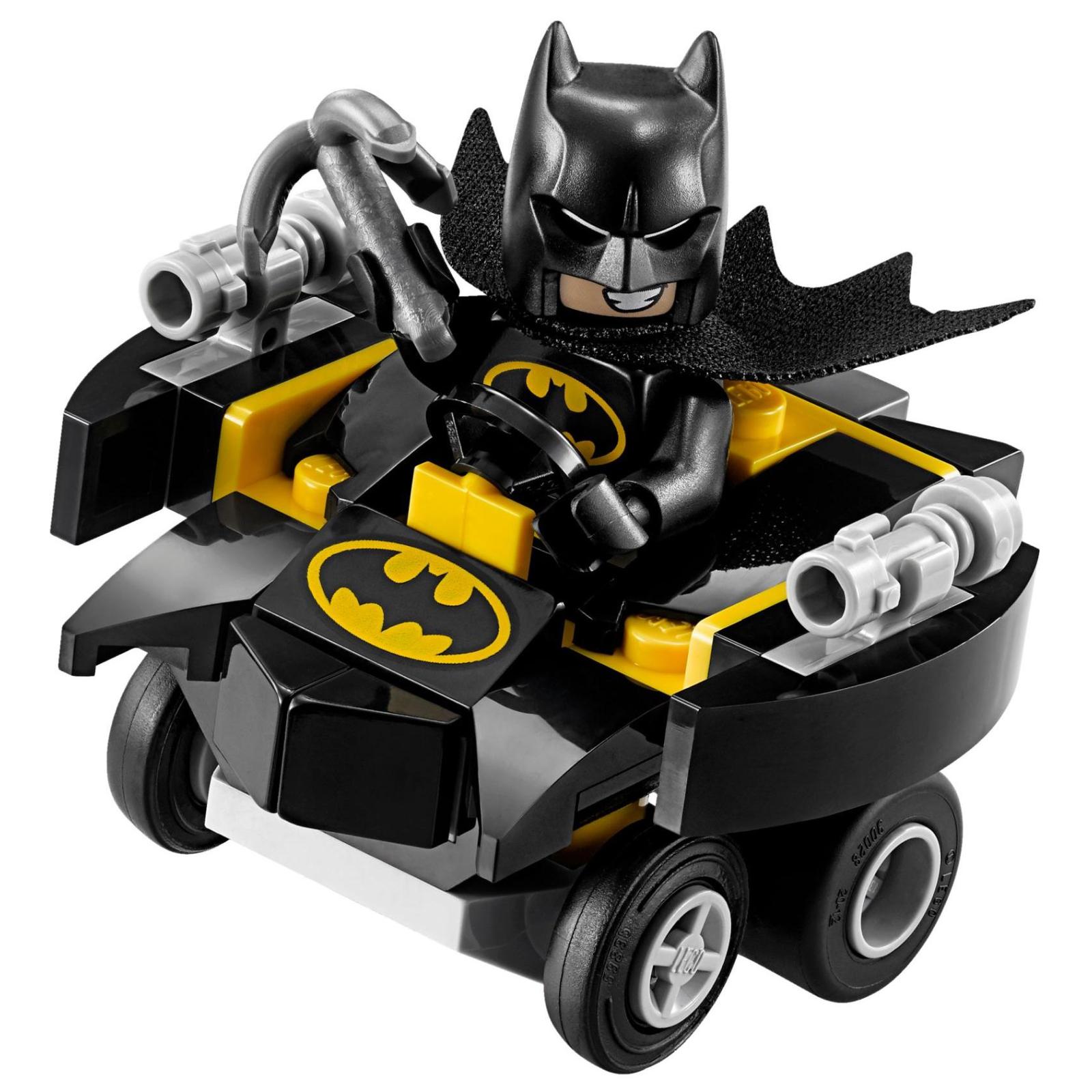 Конструктор LEGO Super Heroes Mighty Micros: Бэтмен против Харли Квин (76092) изображение 3