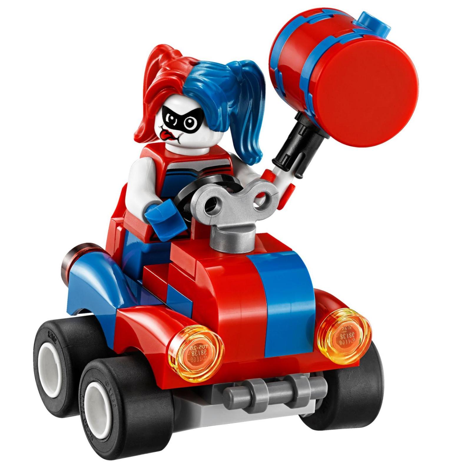 Конструктор LEGO Super Heroes Mighty Micros: Бэтмен против Харли Квин (76092) изображение 4