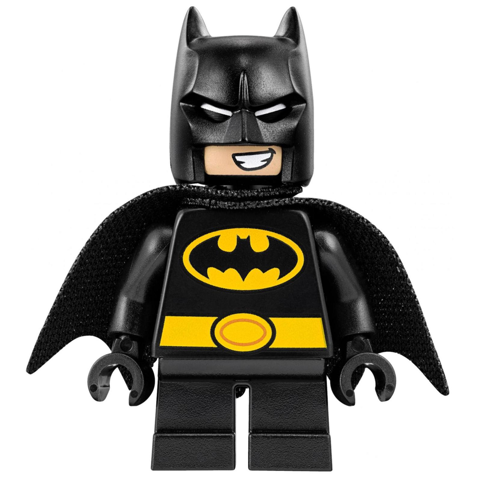 Конструктор LEGO Super Heroes Mighty Micros: Бэтмен против Харли Квин (76092) изображение 5