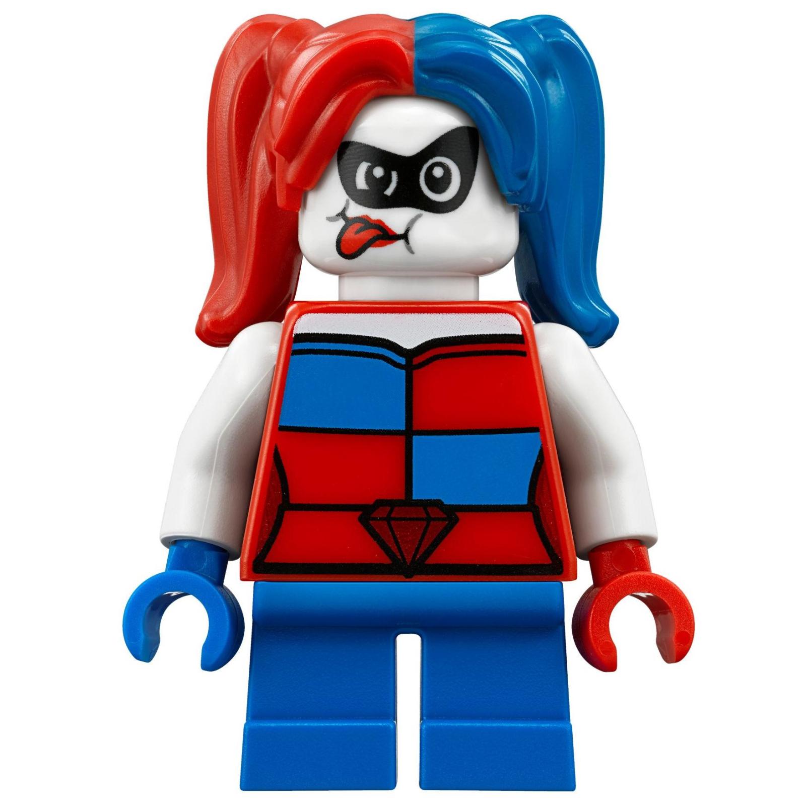 Конструктор LEGO Super Heroes Mighty Micros: Бэтмен против Харли Квин (76092) изображение 6