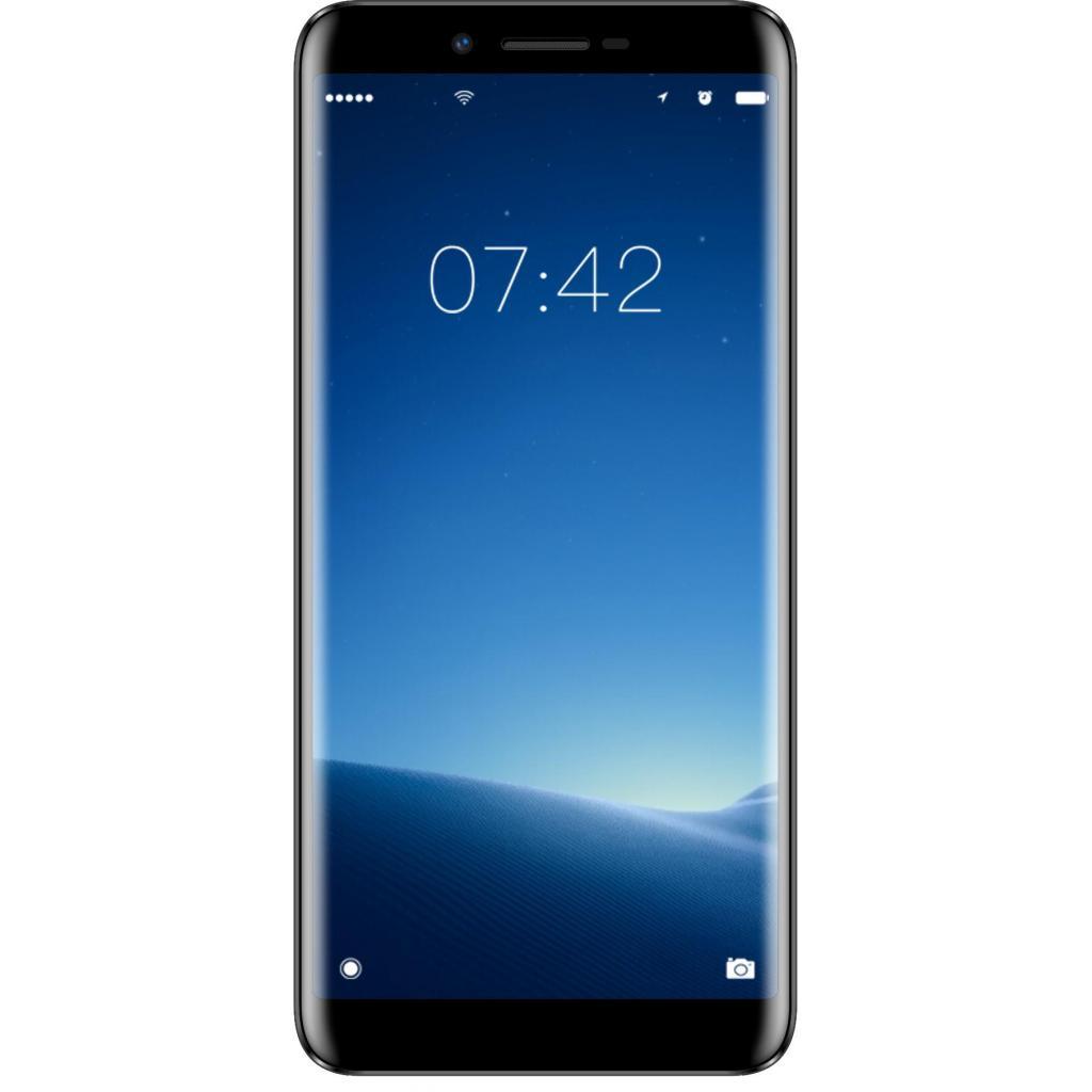 Мобильный телефон Doogee X60L Matte Black (6924351653118)