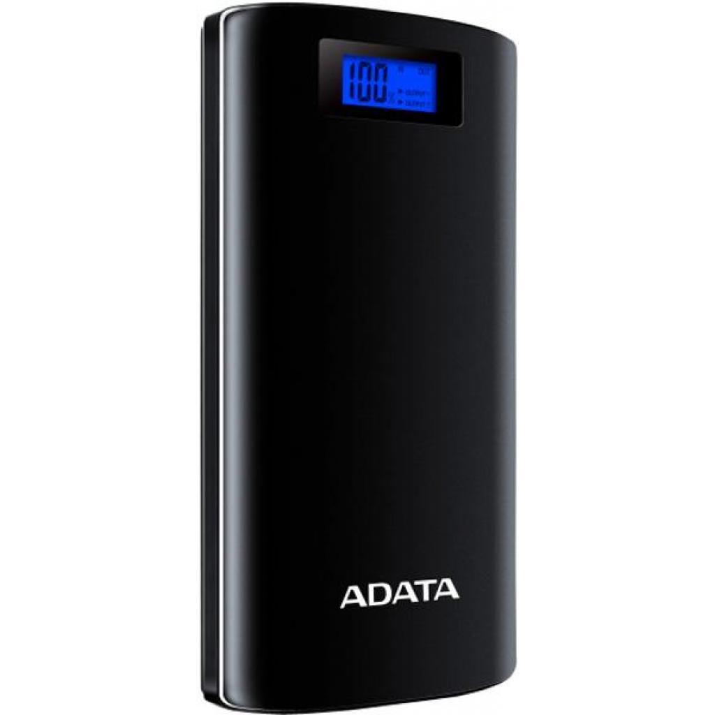 Батарея универсальная ADATA P20000D 20000mAh Black (AP20000D-DGT-5V-CBK)