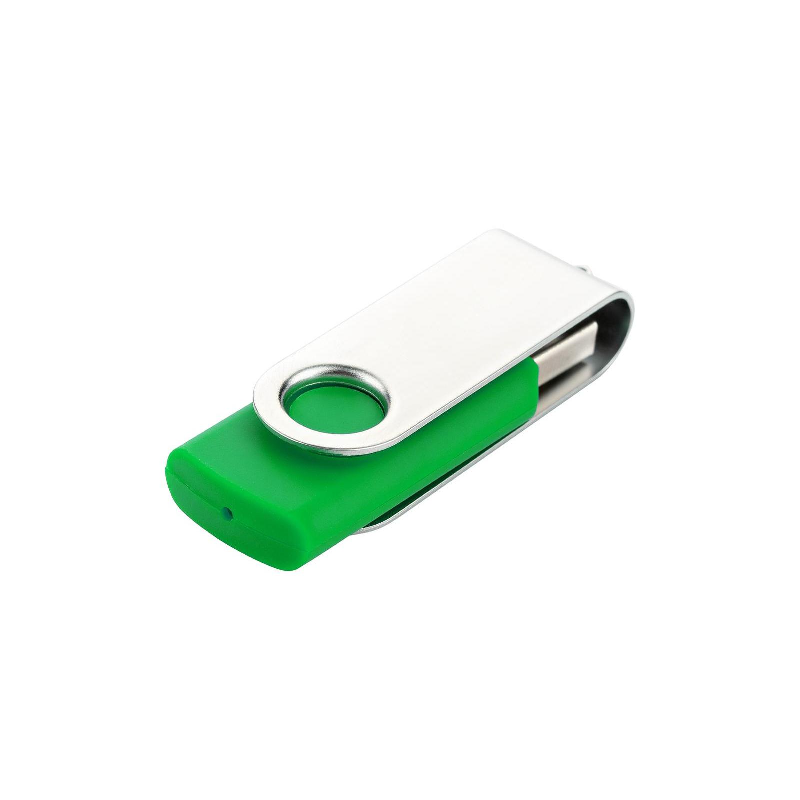 USB флеш накопитель eXceleram 8GB P1 Series Silver/Purple USB 2.0 (EXP1U2SIPU08) изображение 6