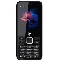 Мобильный телефон 2E E240 Dual Sim Black White (708744071217)