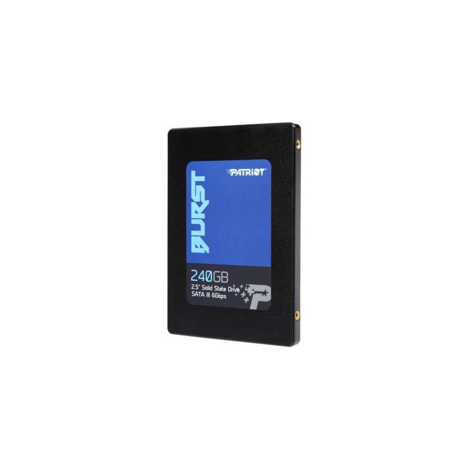 """Накопитель SSD 2.5"""" 240GB Patriot (PBU240GS25SSDR) изображение 2"""