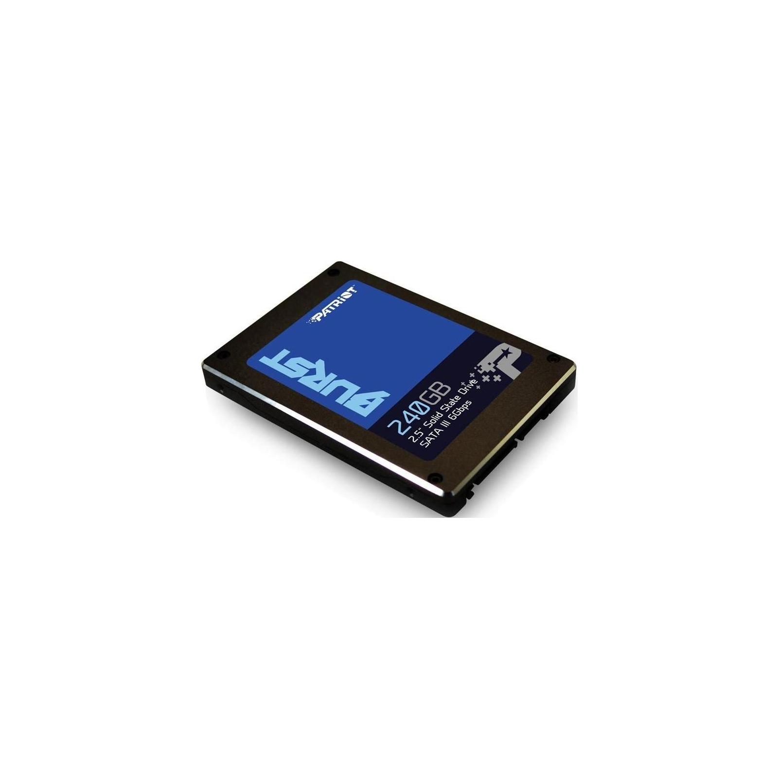 """Накопитель SSD 2.5"""" 240GB Patriot (PBU240GS25SSDR) изображение 3"""