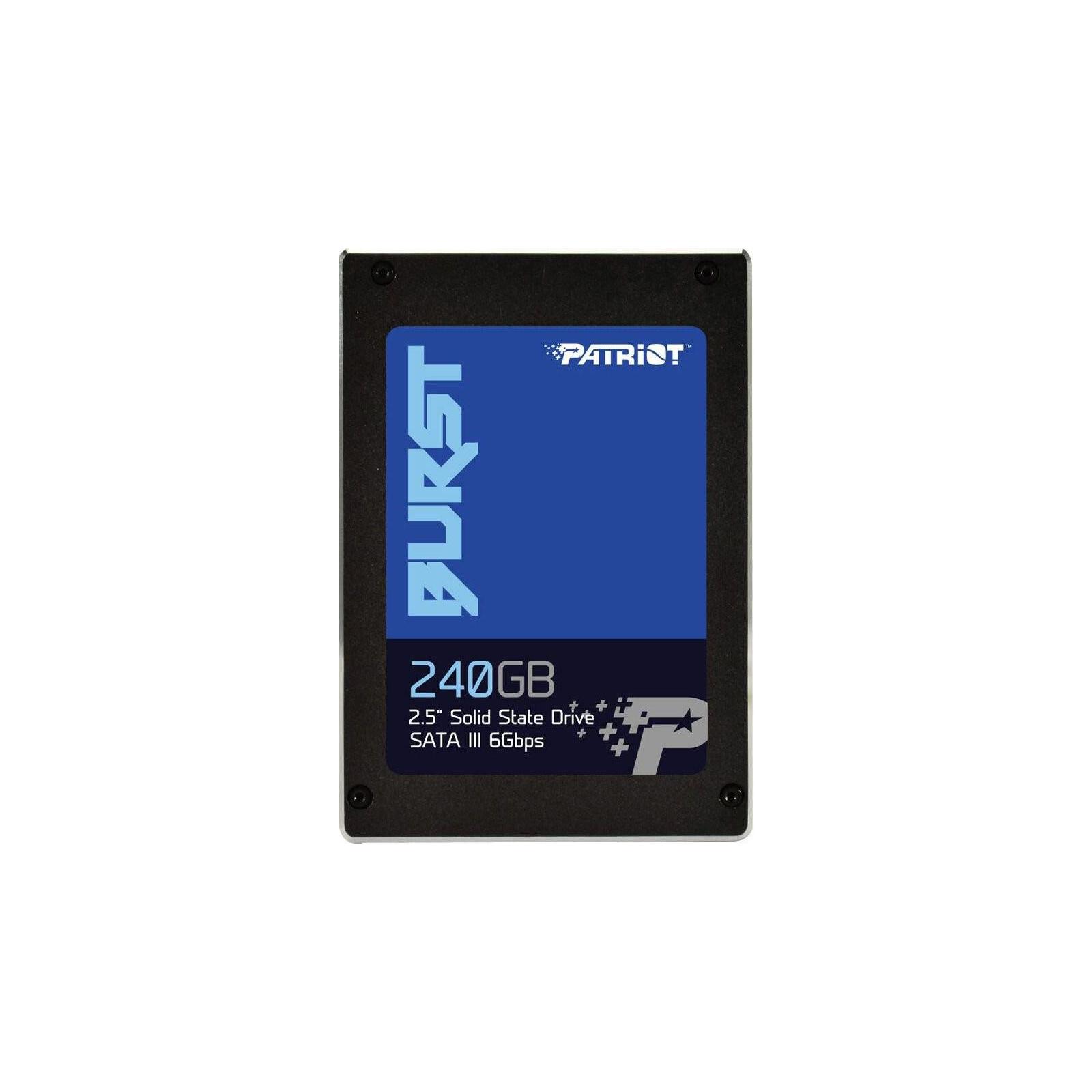 """Накопитель SSD 2.5"""" 240GB Patriot (PBU240GS25SSDR)"""