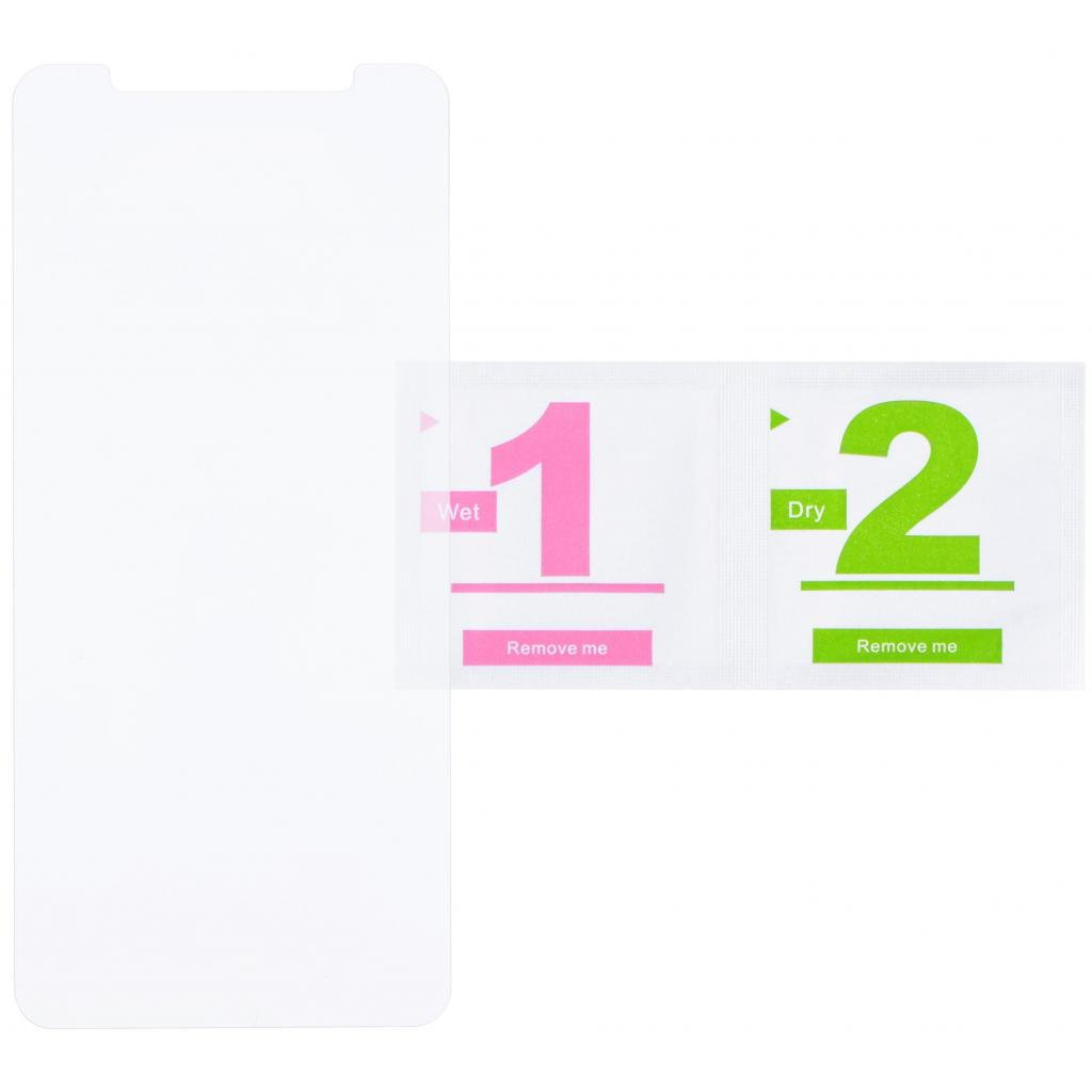 Стекло защитное 2E для Huawei Y6 2018 2.5D Clear (2E-TGHW-Y618-25D) изображение 2