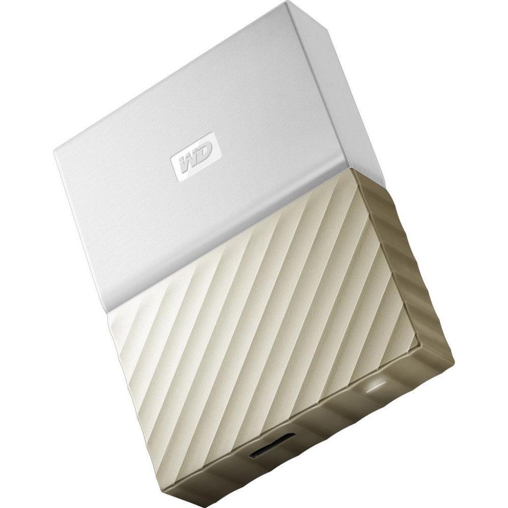 """Внешний жесткий диск 2.5"""" 2TB WD (WDBTLG0020BGD-WESN) изображение 5"""