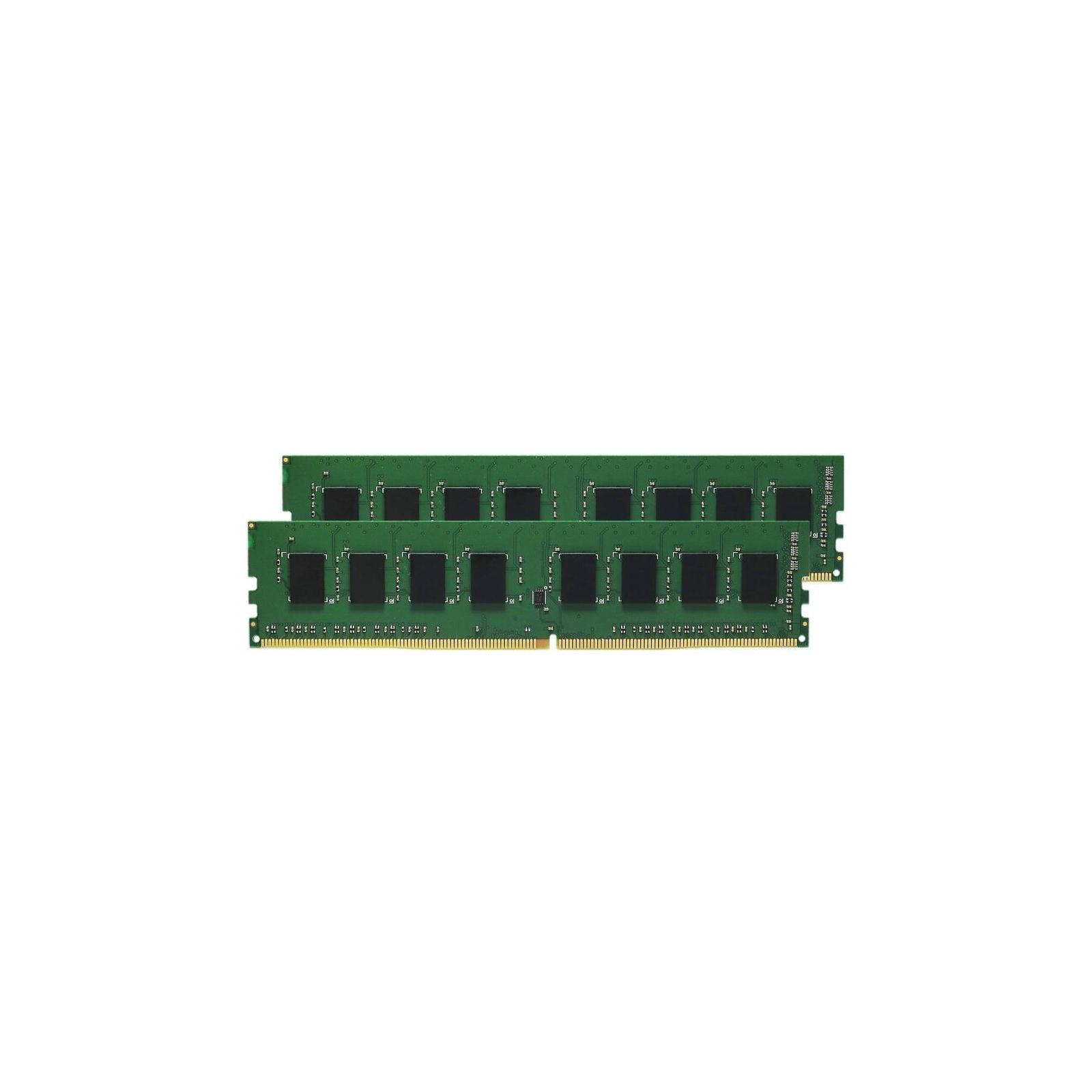 Модуль памяти для компьютера DDR4 16GB (2x8GB) 2400 MHz eXceleram (E47038AD)