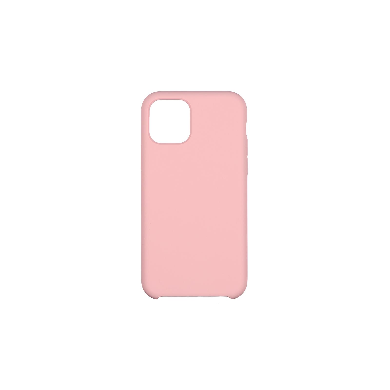 "Чехол для моб. телефона 2E Apple iPhone 11 Pro (5.8""), Liquid Silicone, Pink (2E-IPH-11PR-OCLS-PK)"