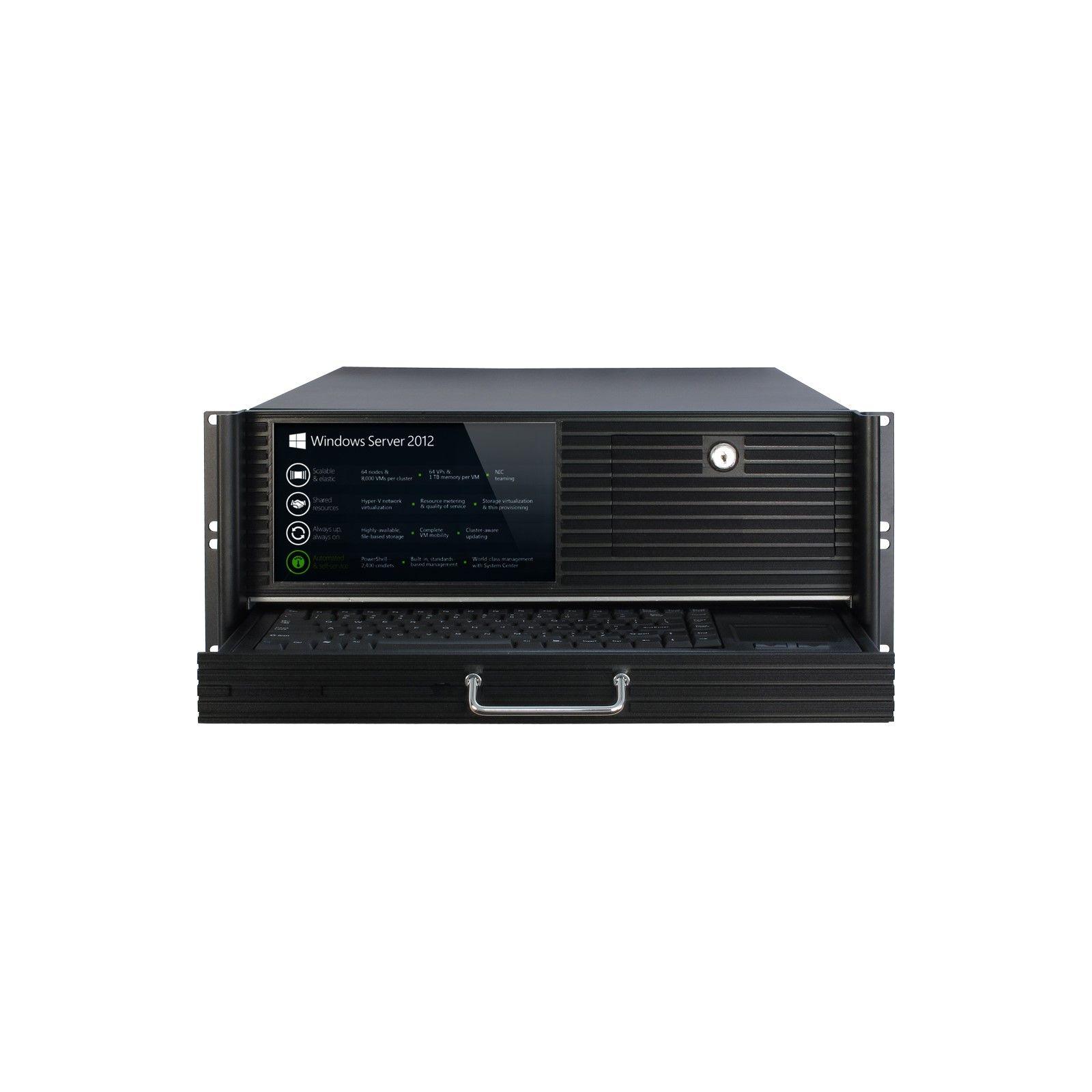 Корпус для сервера Inter-Tech 4U-4452 (456586) изображение 2