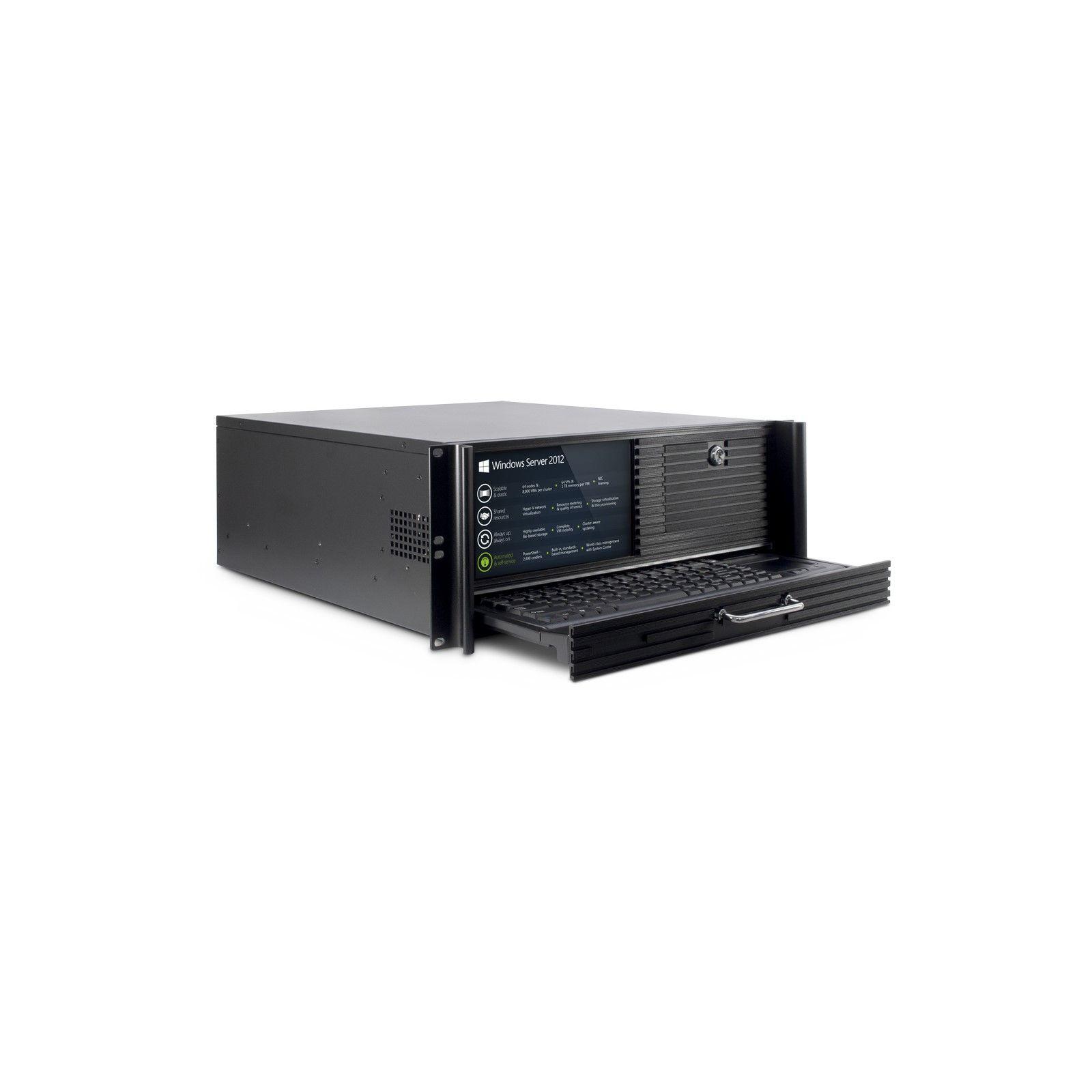 Корпус для сервера Inter-Tech 4U-4452 (456586)
