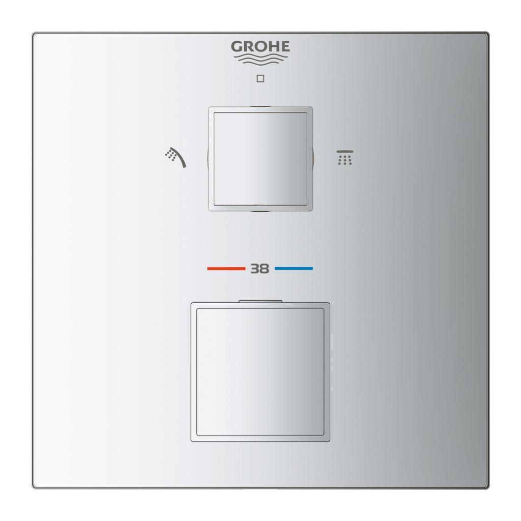 Термостатический смеситель Grohe GRT (24154000) изображение 2