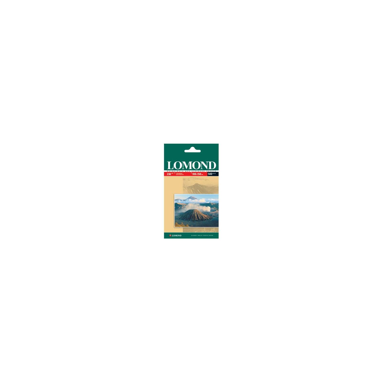 Бумага Lomond 10х15 Photo Paper Glossy 230 (102082)
