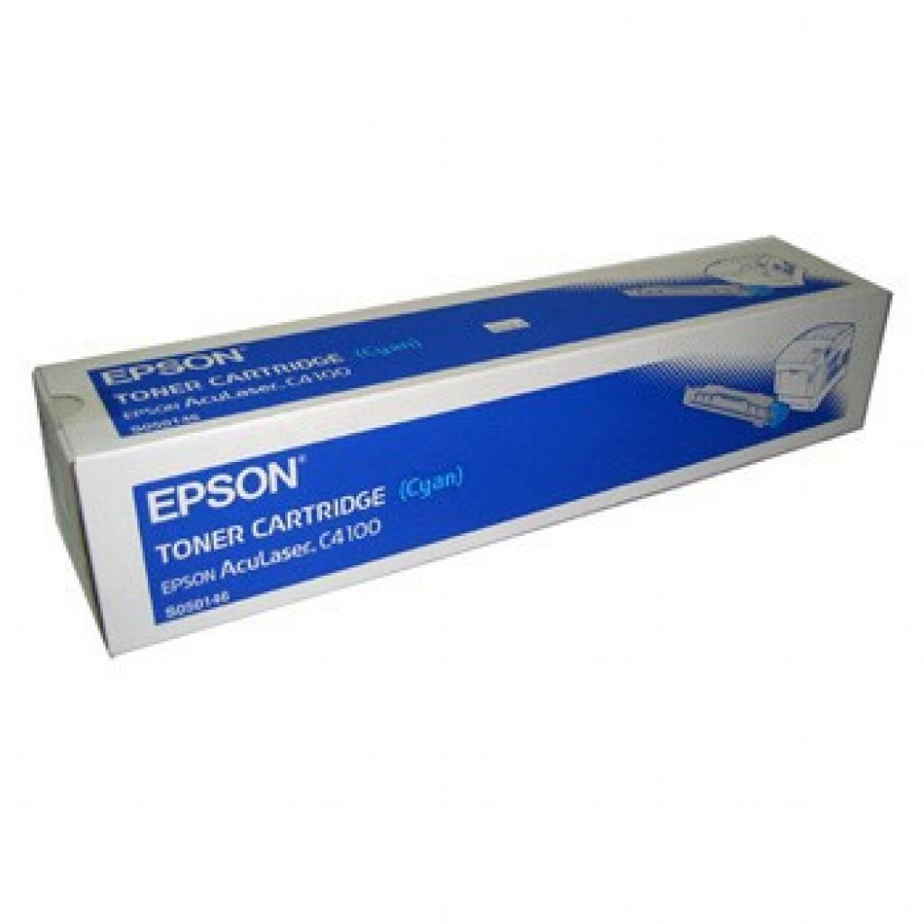 Картридж EPSON AcuLaser C4100 cyan (C13S050146)
