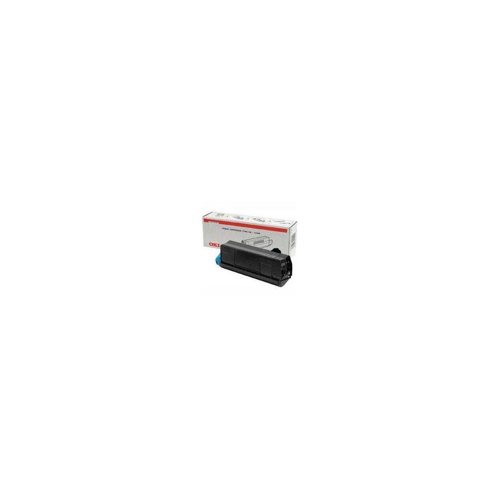 Тонер-картридж OKI C5250/5450/5510MFP/5540 Black (42127495)