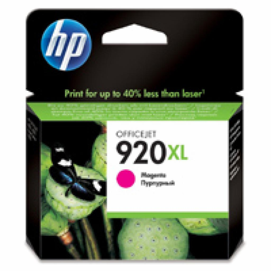 Картридж HP DJ No.920XL OJ 6500 magenta (CD973AE)