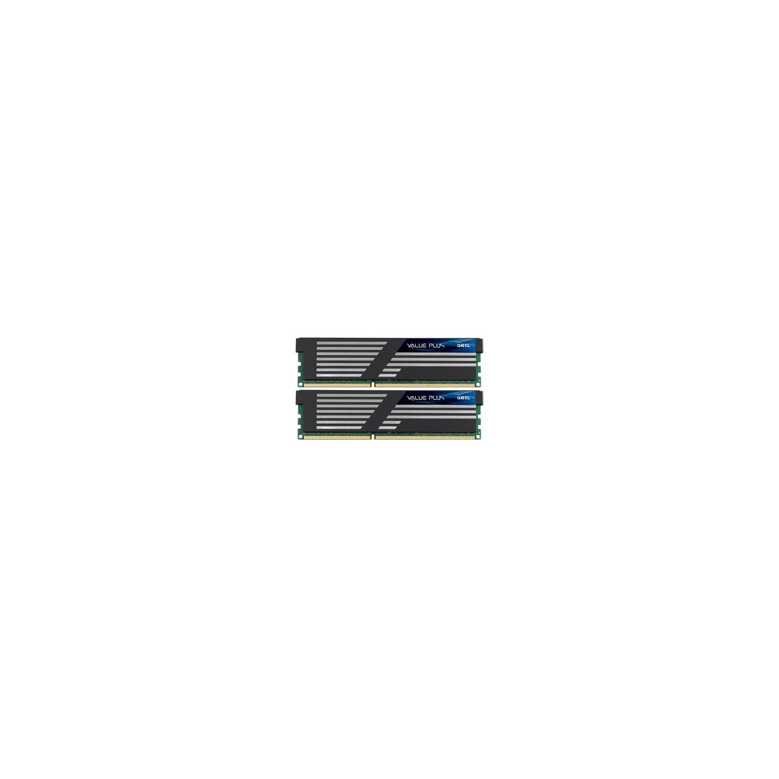 Модуль памяти для компьютера DDR3 16GB (2x8GB) 1600 MHz GEIL (GVP316GB1600C10D)