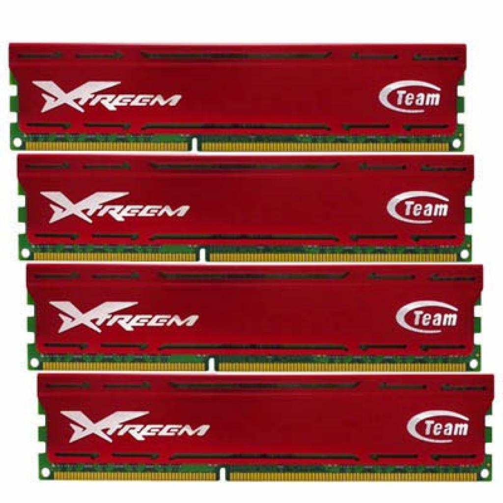 Модуль памяти для компьютера DDR3 16GB (4x4GB) 1600 MHz Team (TLD316G1600HC9QC01)