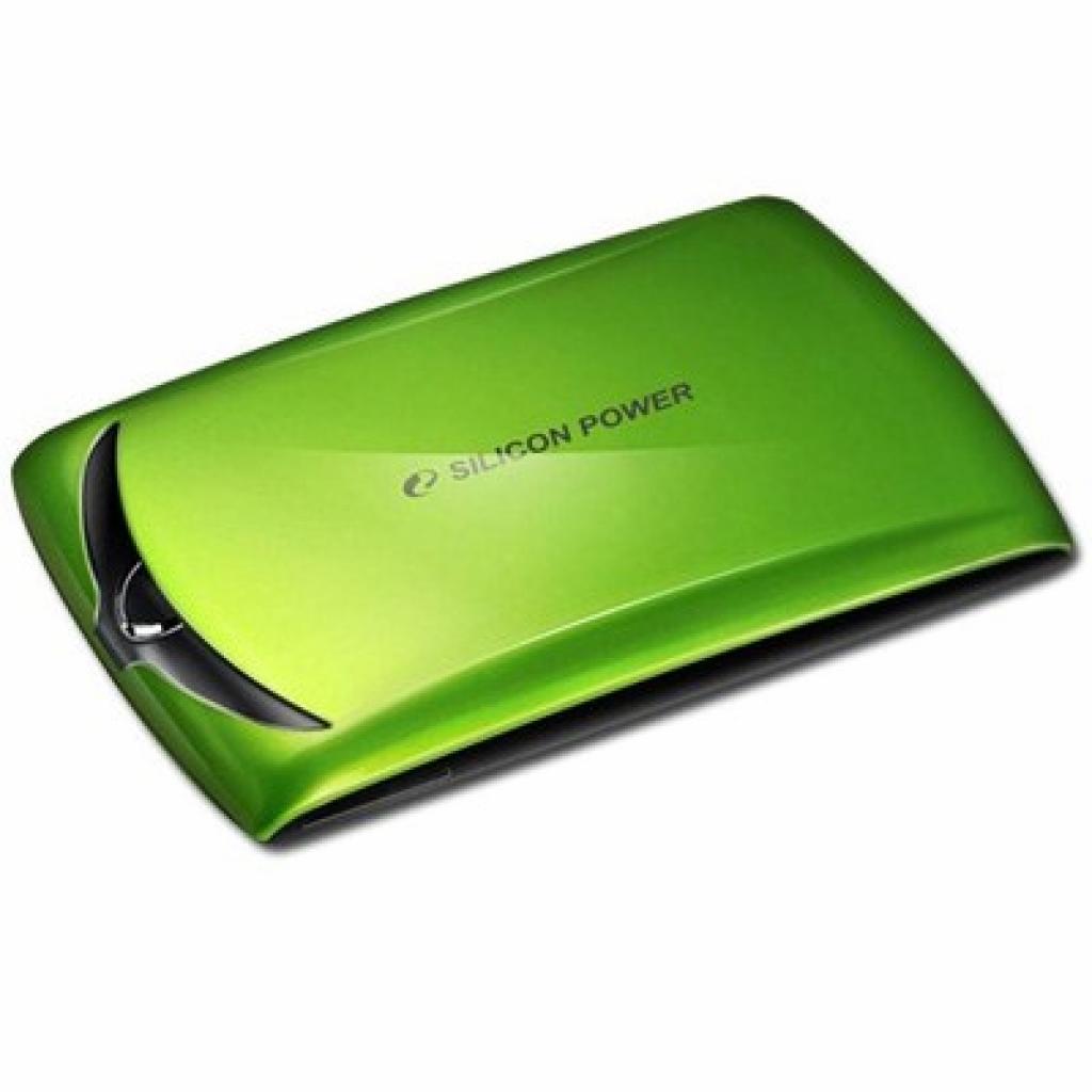 "Внешний жесткий диск 2.5"" 500GB Silicon Power (SP500GBPHDS10S3N)"